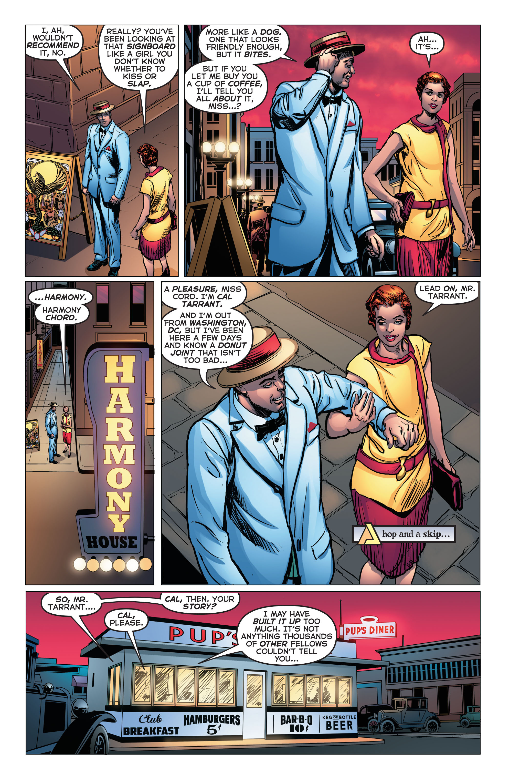 Read online Astro City comic -  Issue #38 - 7