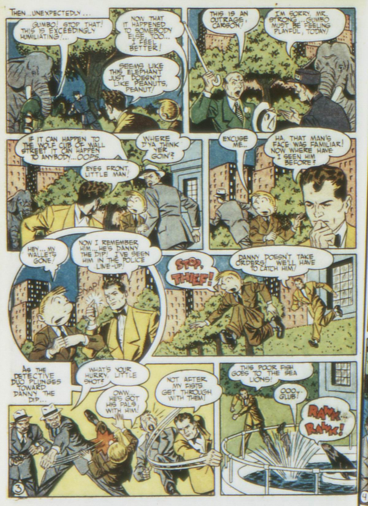 Read online Detective Comics (1937) comic -  Issue #75 - 60