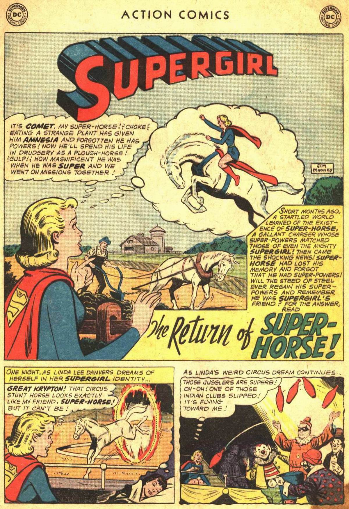 Read online Action Comics (1938) comic -  Issue #300 - 21
