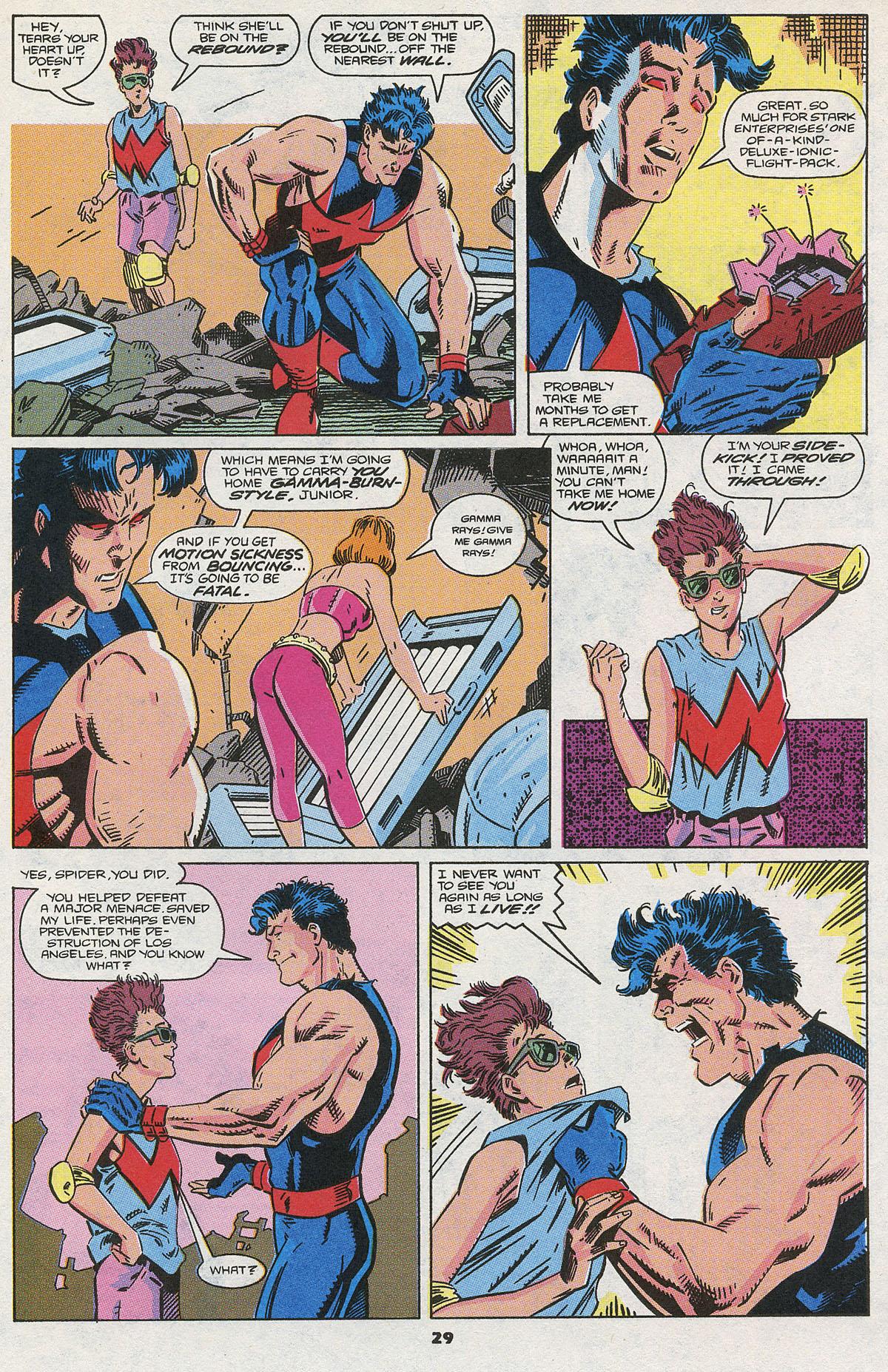 Read online Wonder Man (1991) comic -  Issue #3 - 23