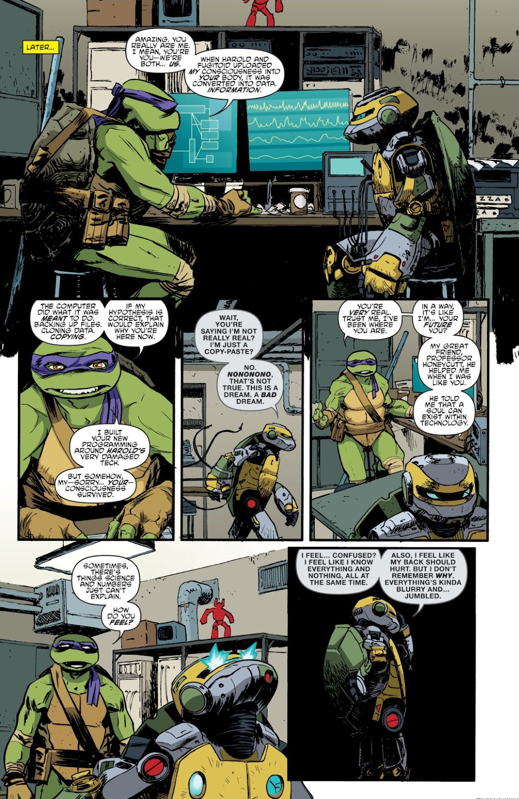 Read online Teenage Mutant Ninja Turtles: The IDW Collection comic -  Issue # TPB 8 (Part 4) - 46