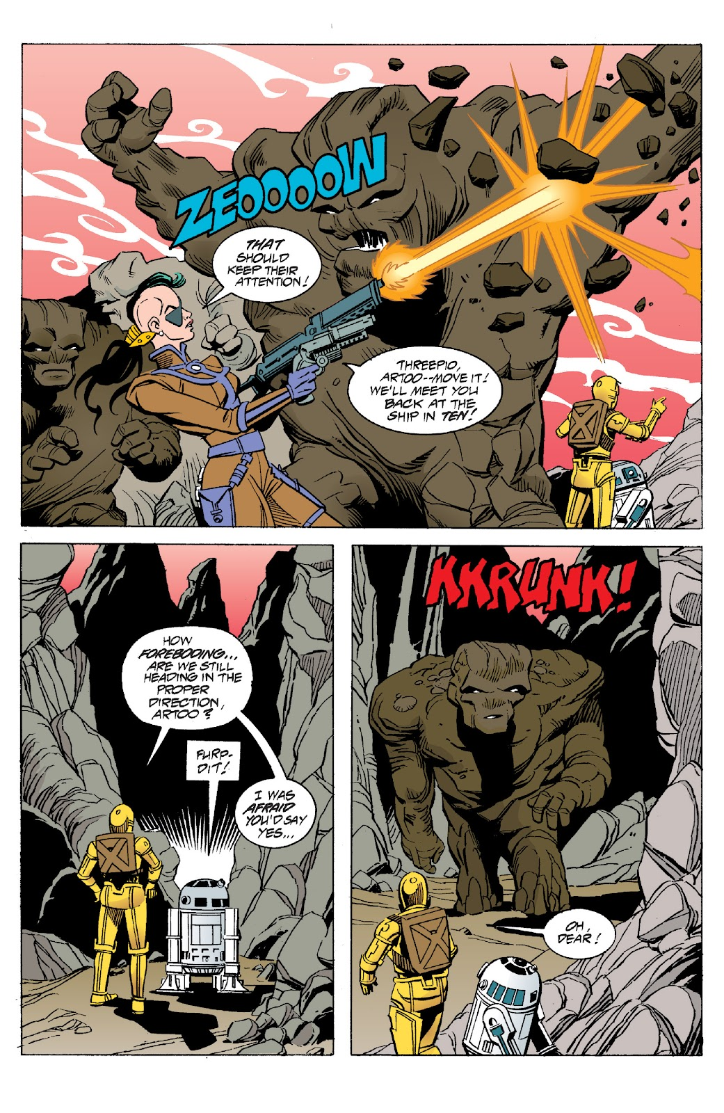 Read online Star Wars Legends Epic Collection: The Empire comic -  Issue # TPB 5 (Part 2) - 13