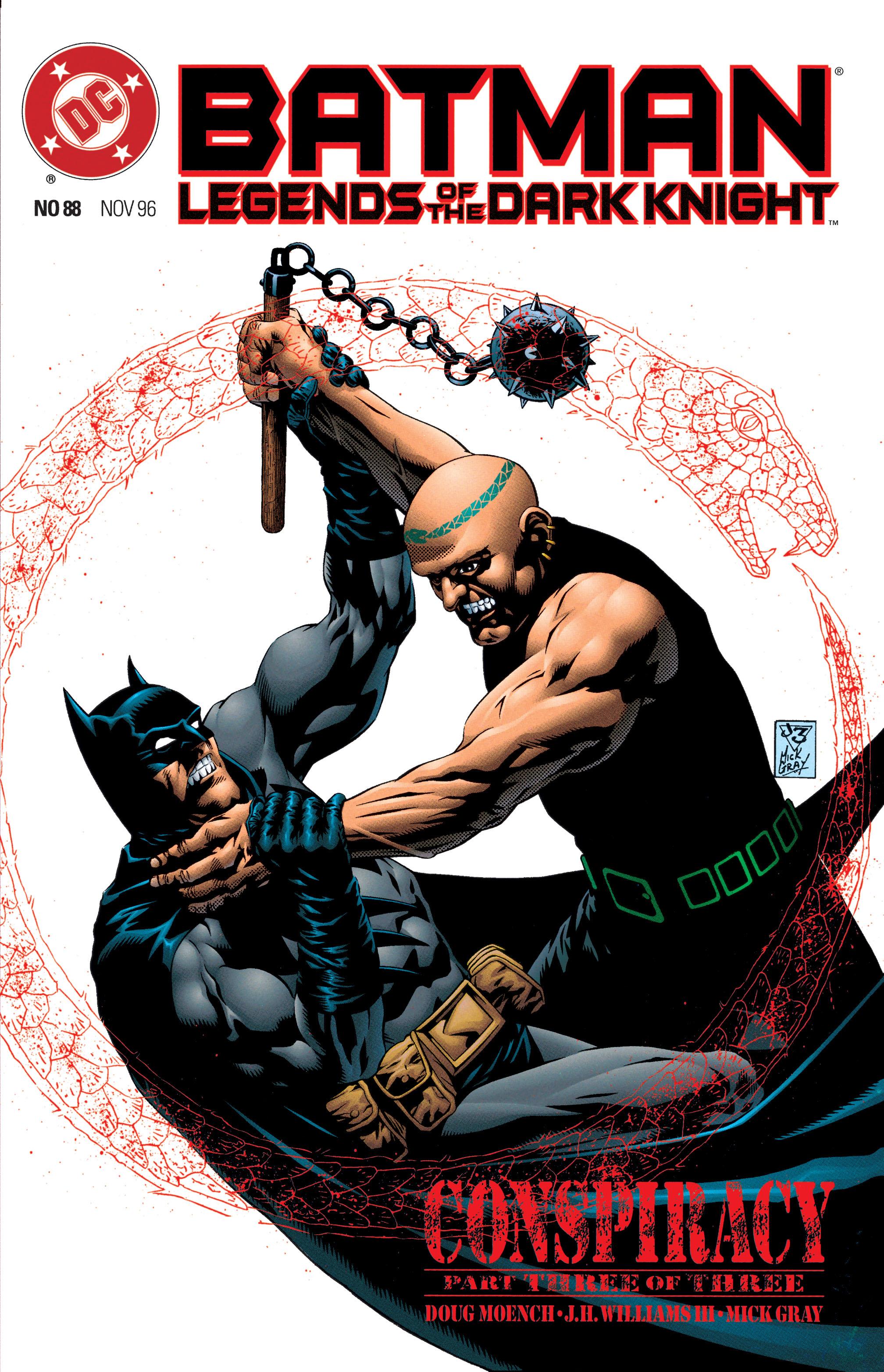 Batman: Legends of the Dark Knight 88 Page 1