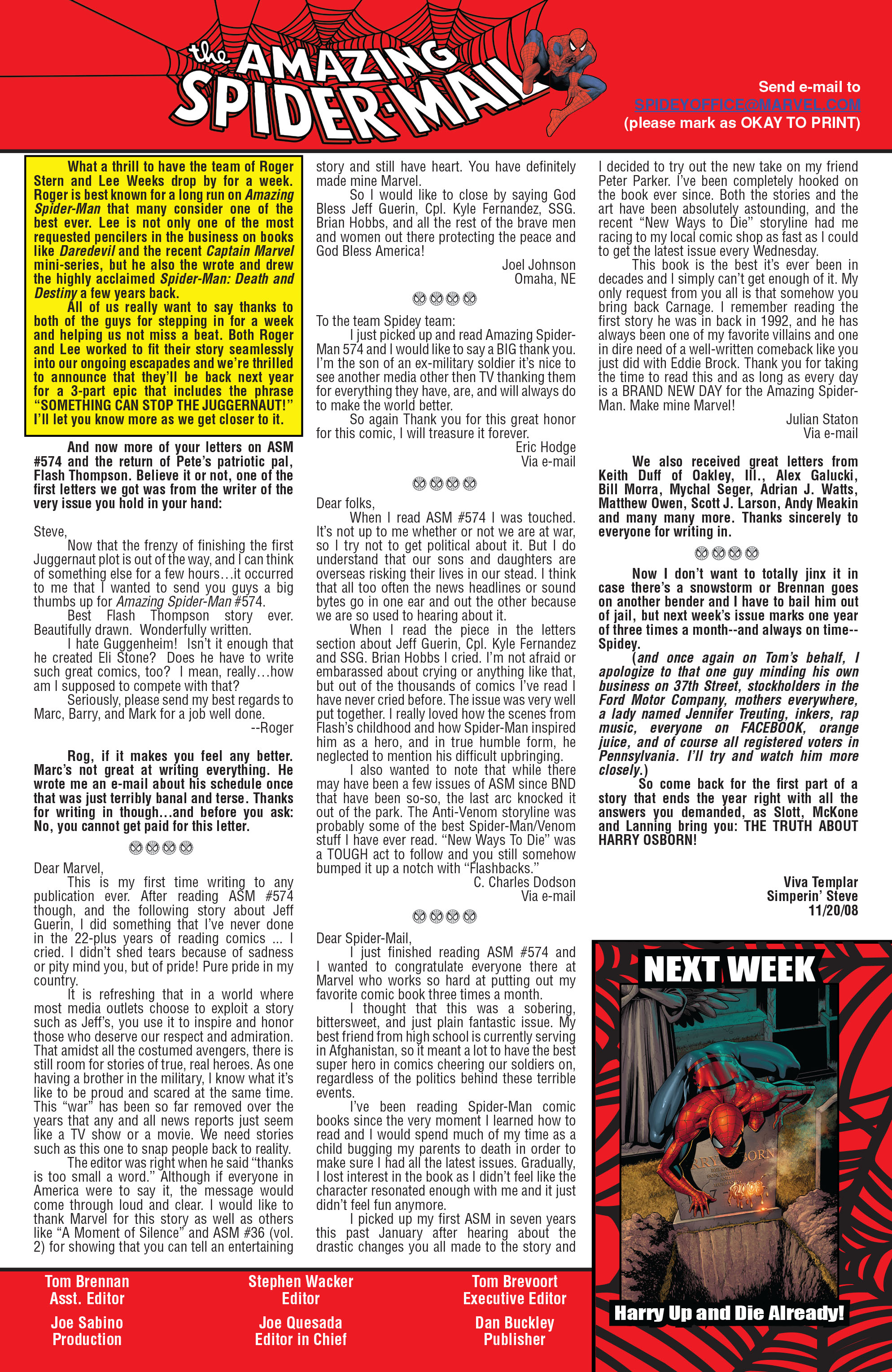 The Amazing Spider-Man (1963) 580 Page 24