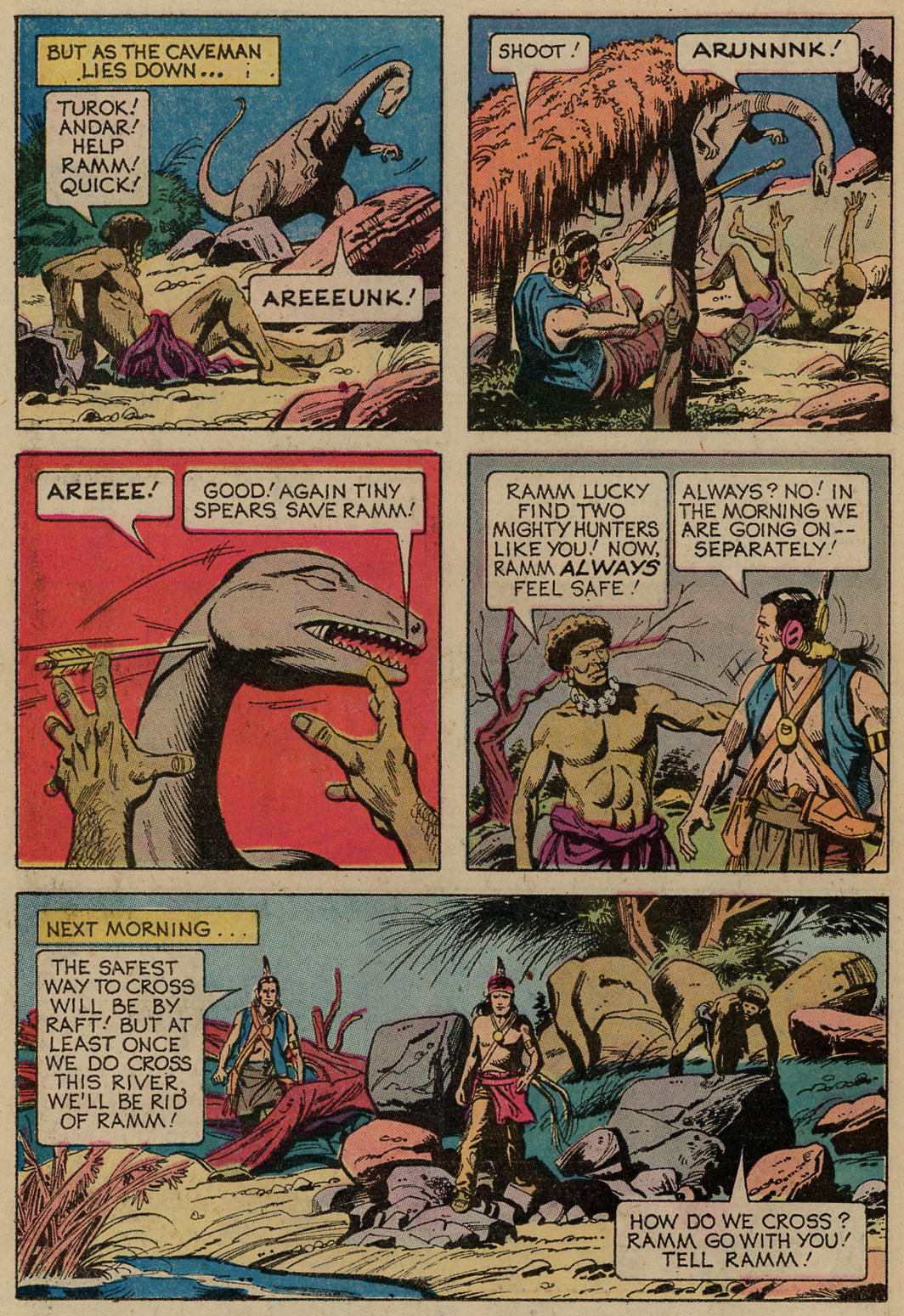 Read online Turok, Son of Stone comic -  Issue #98 - 20