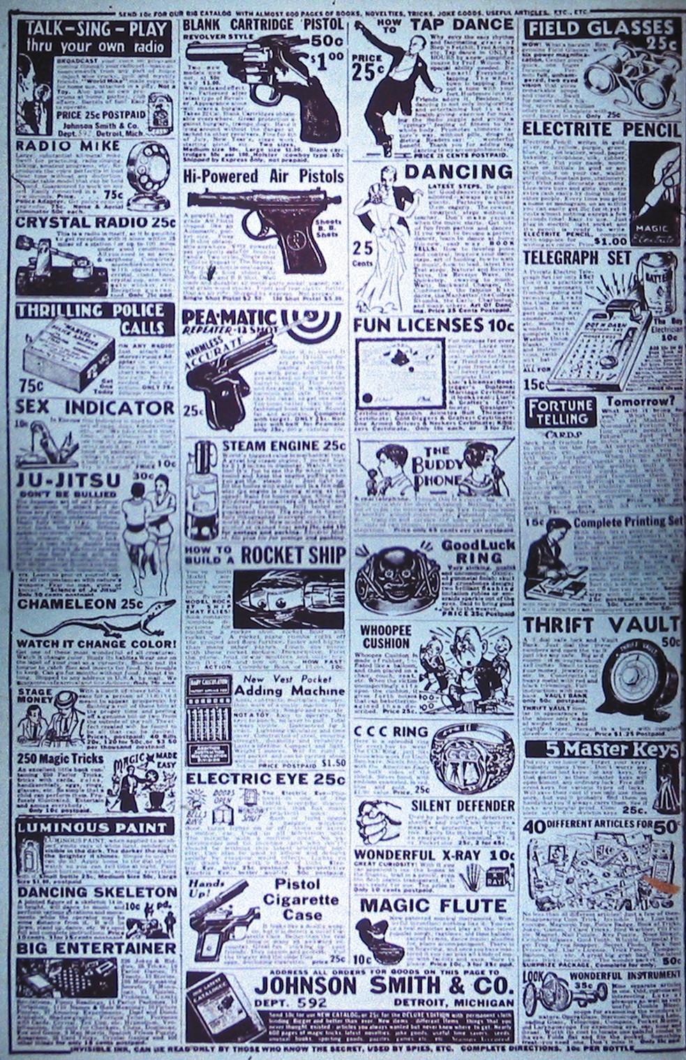 Read online Detective Comics (1937) comic -  Issue #1 - 3