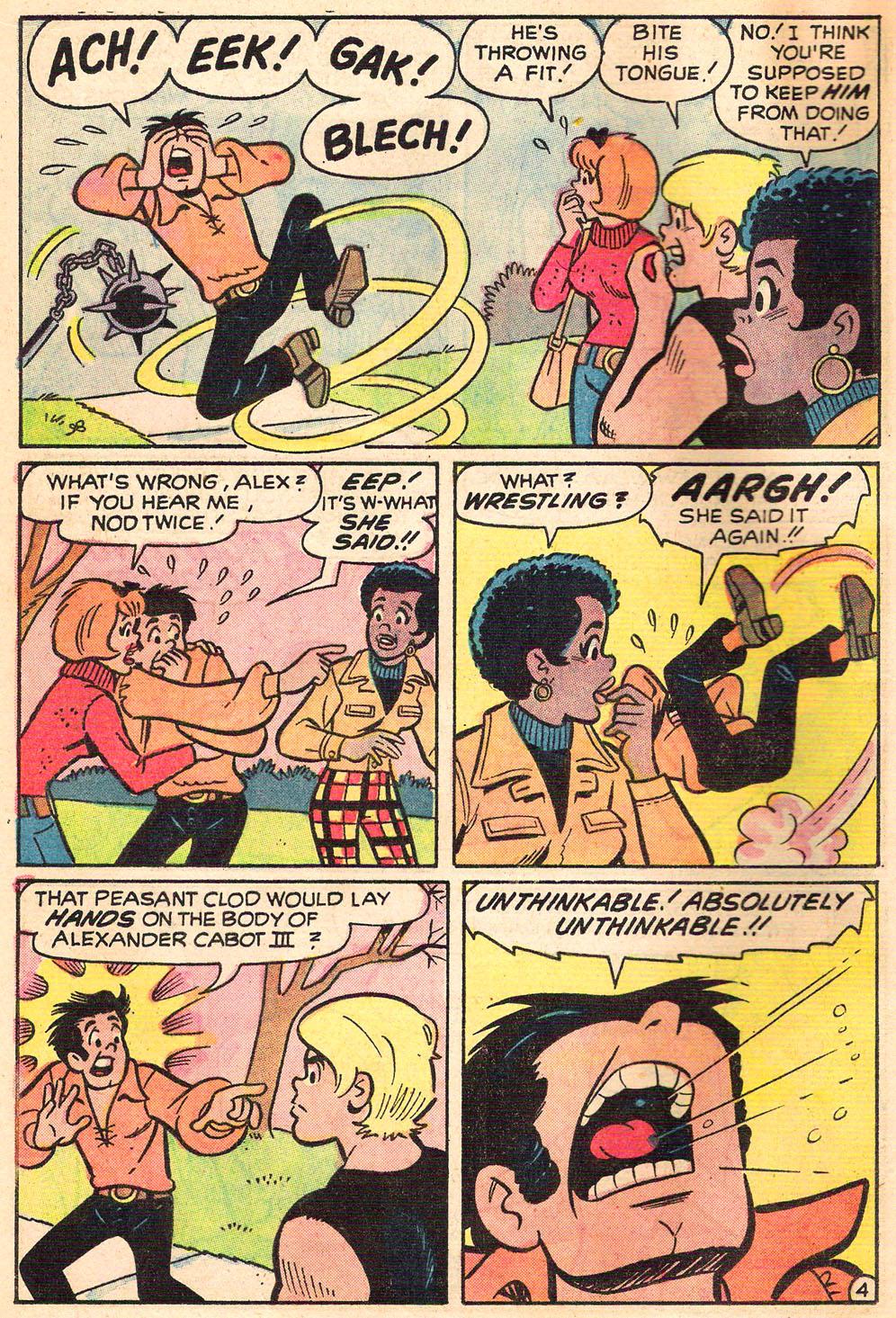 Read online She's Josie comic -  Issue #67 - 16