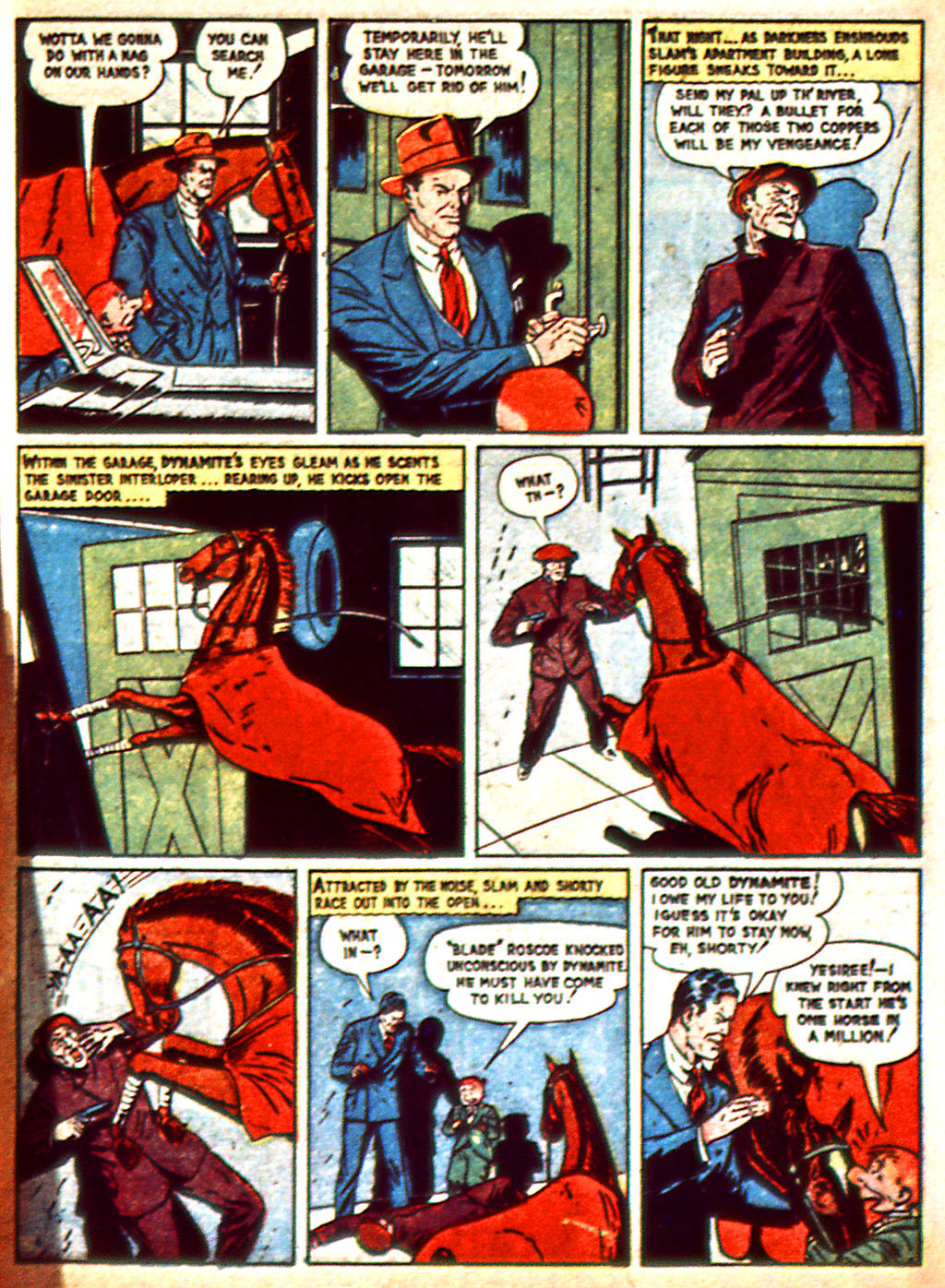 Read online Detective Comics (1937) comic -  Issue #37 - 58