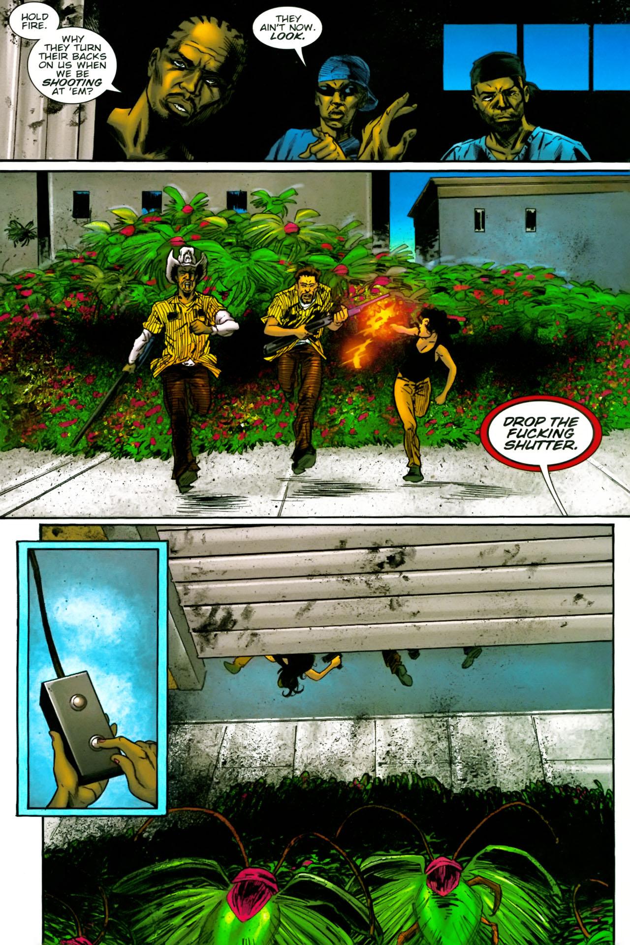 Read online The Exterminators comic -  Issue #22 - 7