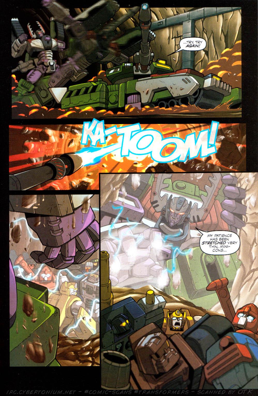 Read online Transformers Armada comic -  Issue #10 - 17
