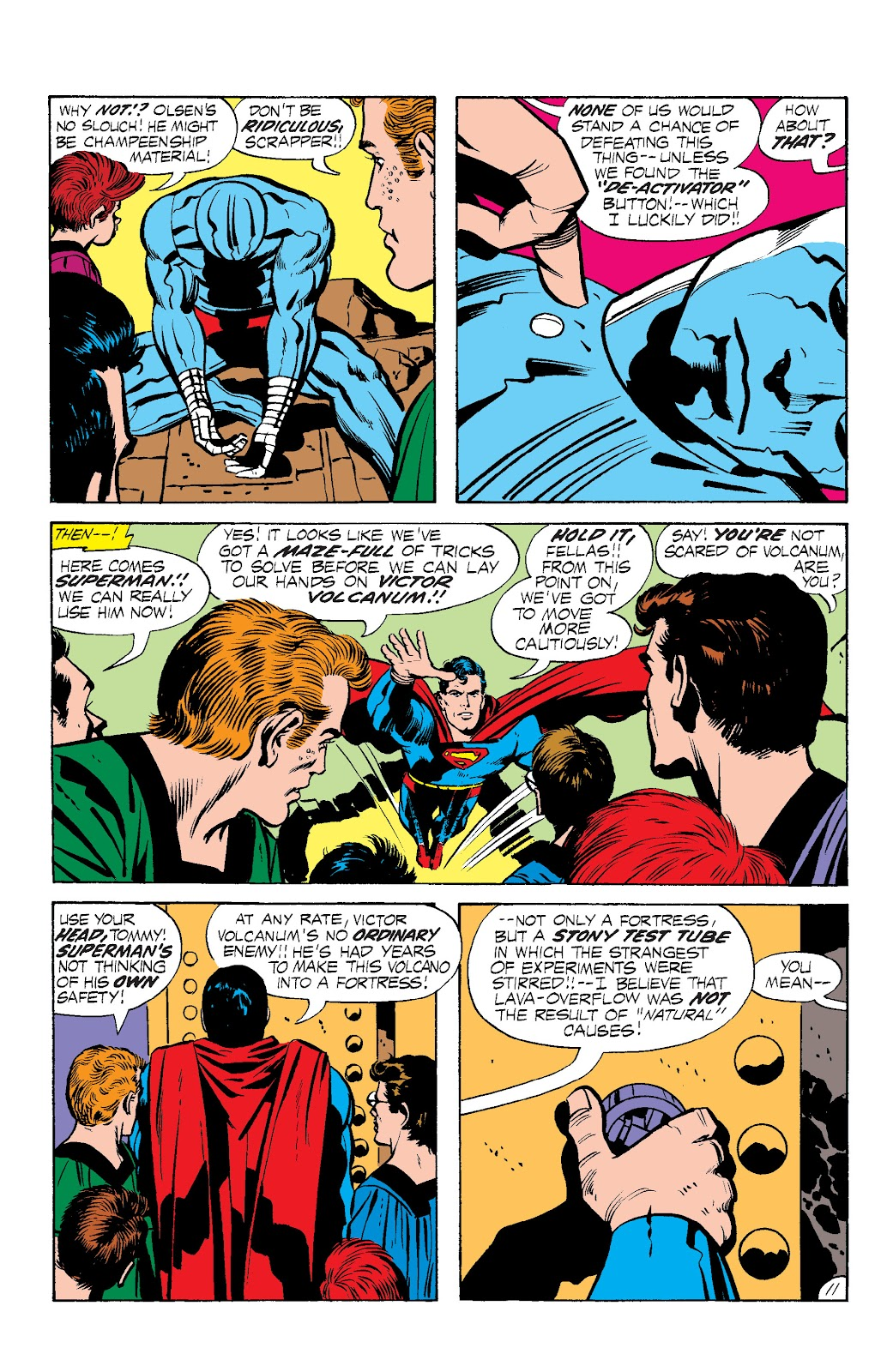 Read online Superman's Pal, Jimmy Olsen by Jack Kirby comic -  Issue # TPB (Part 4) - 47