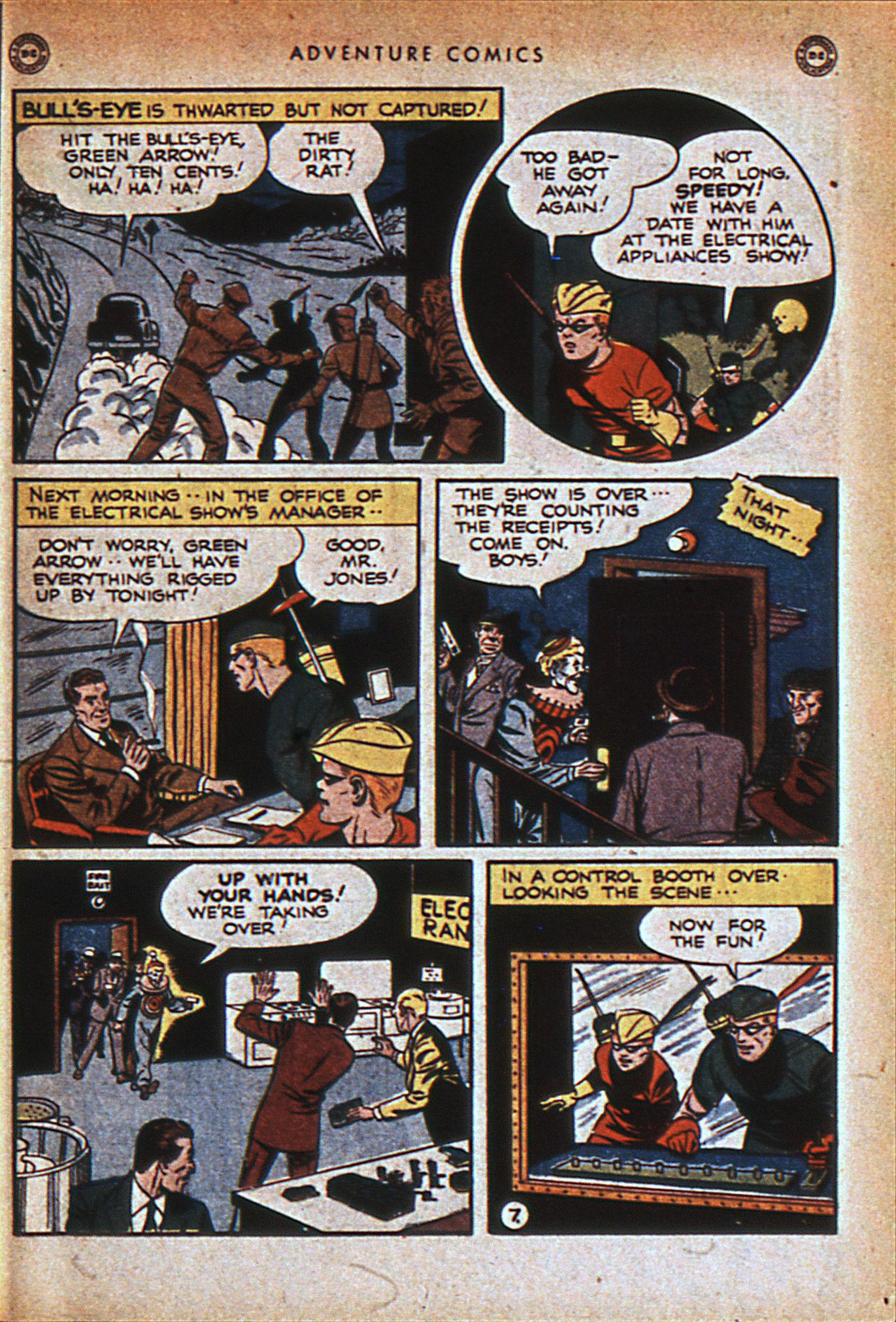 Read online Adventure Comics (1938) comic -  Issue #116 - 20