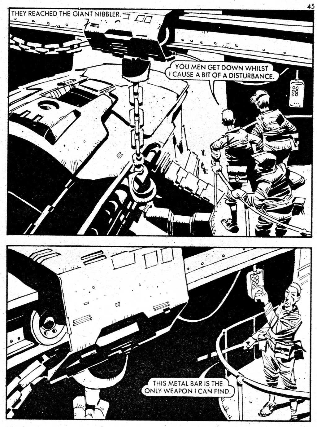 Starblazer issue 71 - Page 45