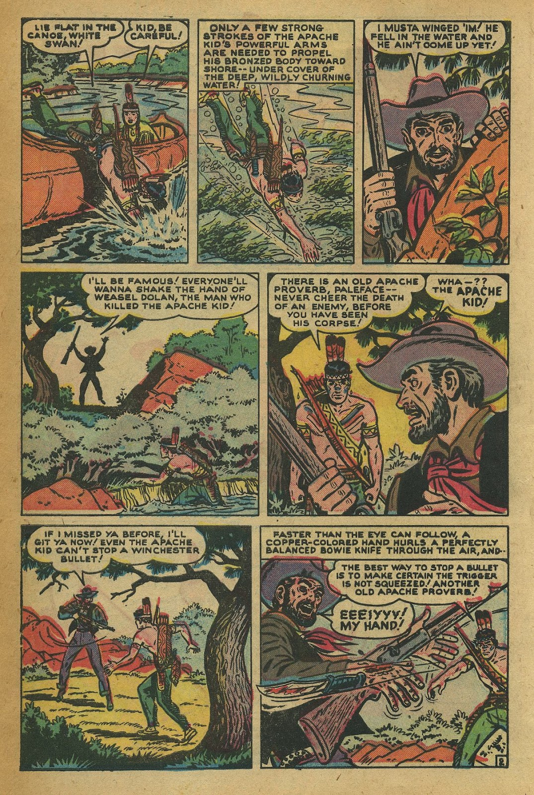 Apache Kid issue 3 - Page 4