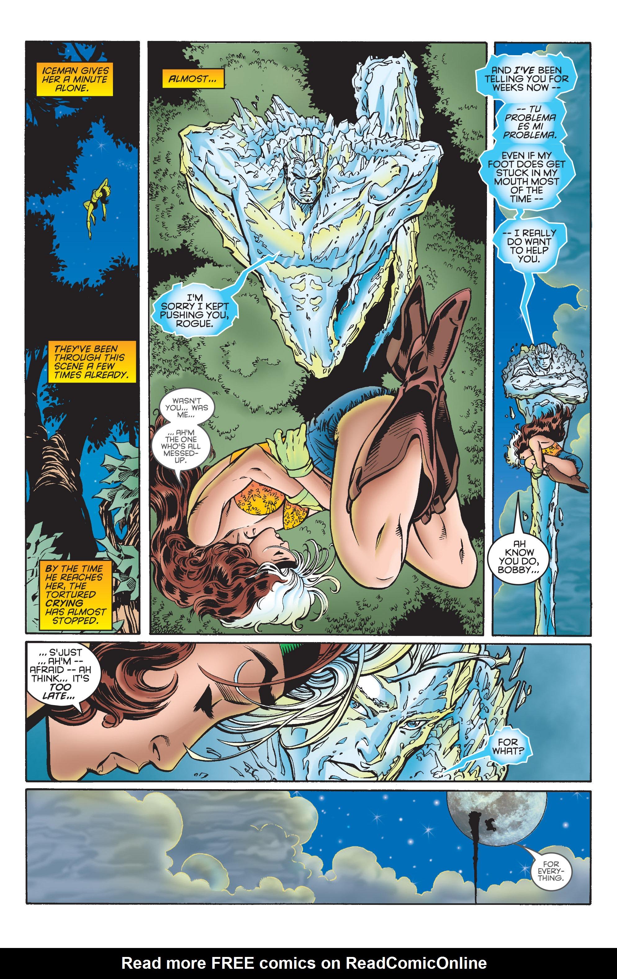 X-Men (1991) 45 Page 7