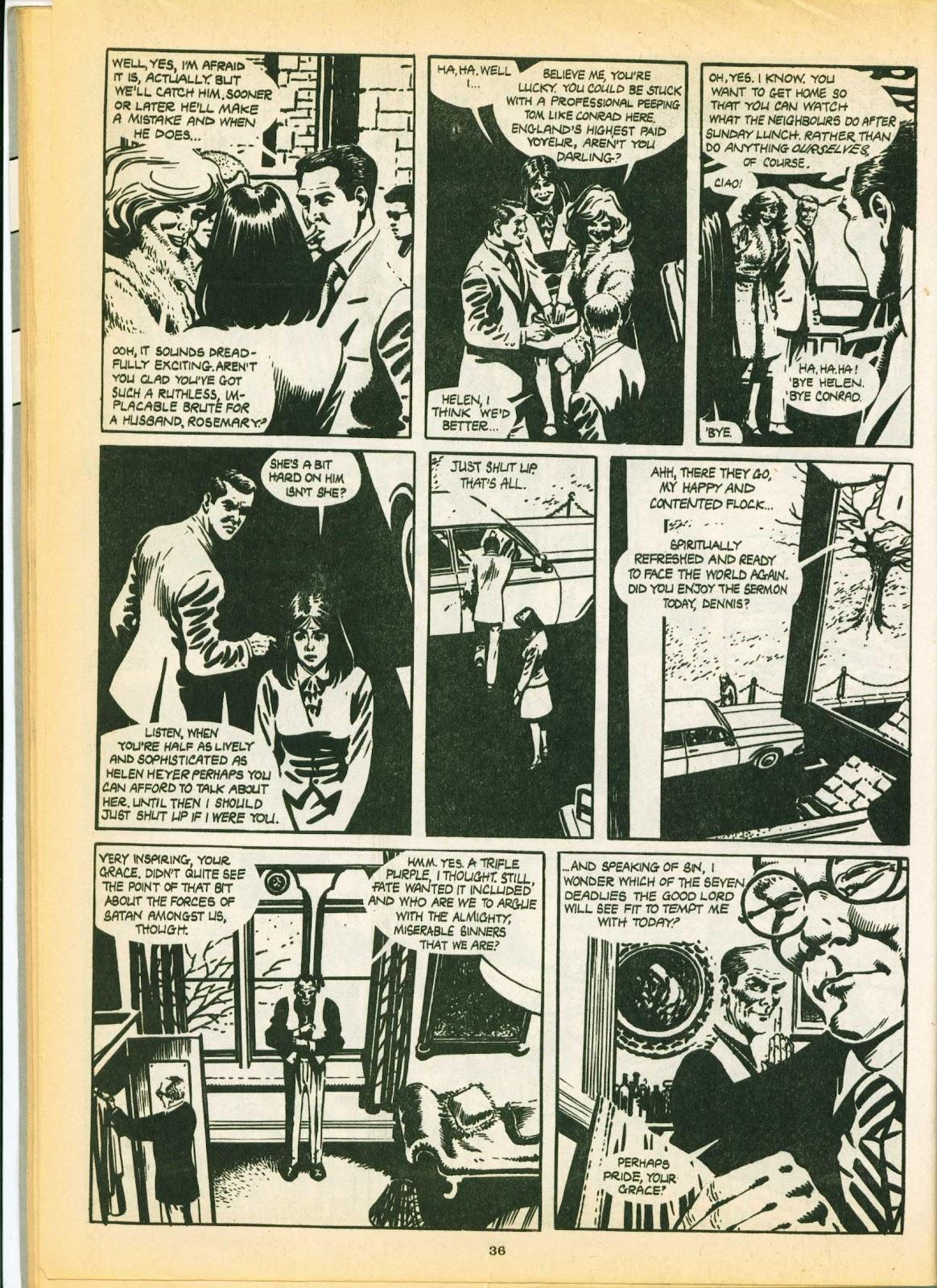 Warrior Issue #6 #7 - English 36