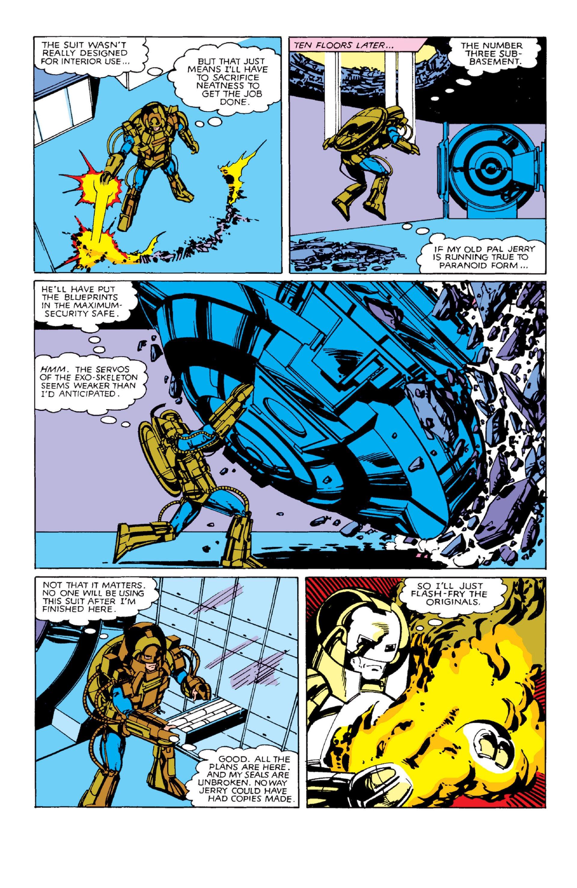 Read online Alpha Flight (1983) comic -  Issue #2 - 22