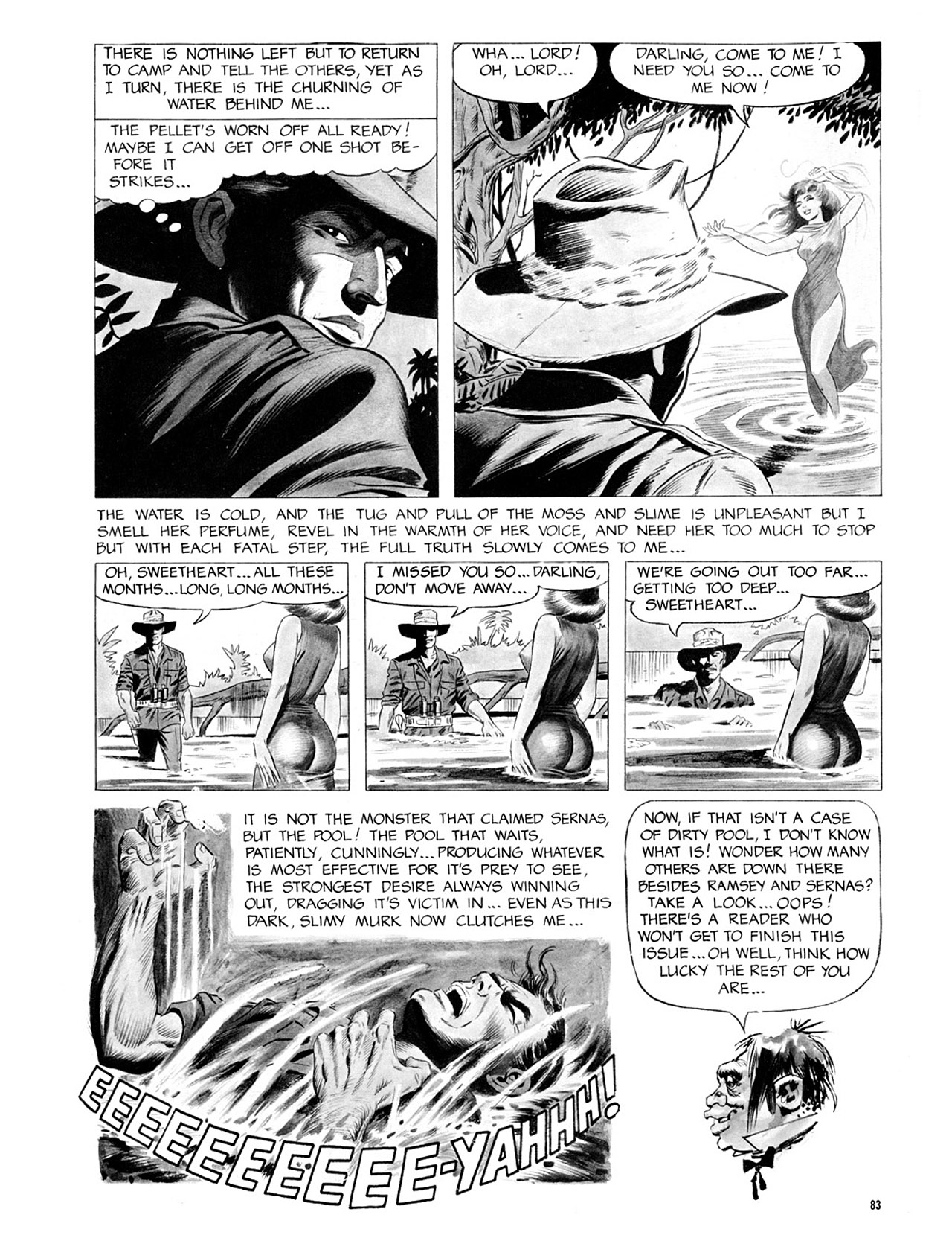 Read online Eerie Archives comic -  Issue # TPB 2 - 84