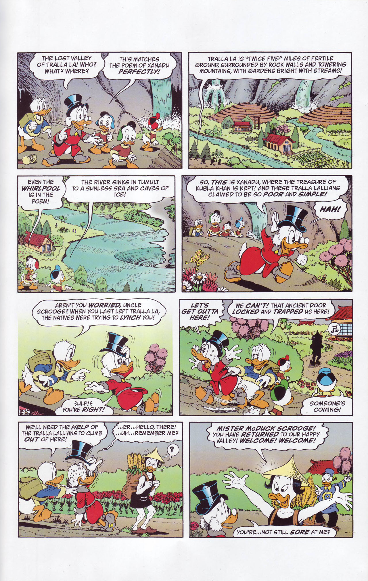 Read online Uncle Scrooge (1953) comic -  Issue #357 - 13