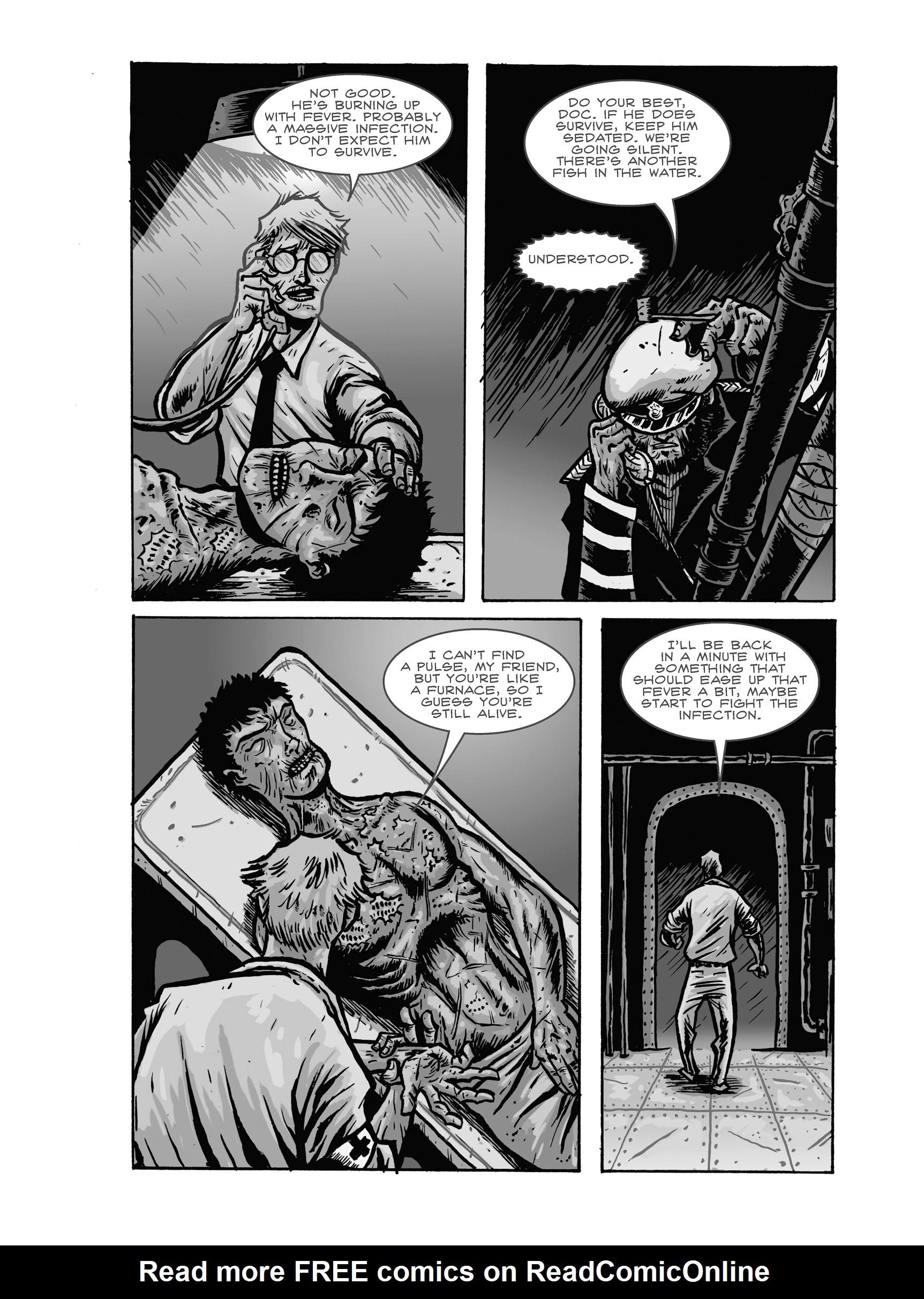 Read online FUBAR comic -  Issue #2 - 72