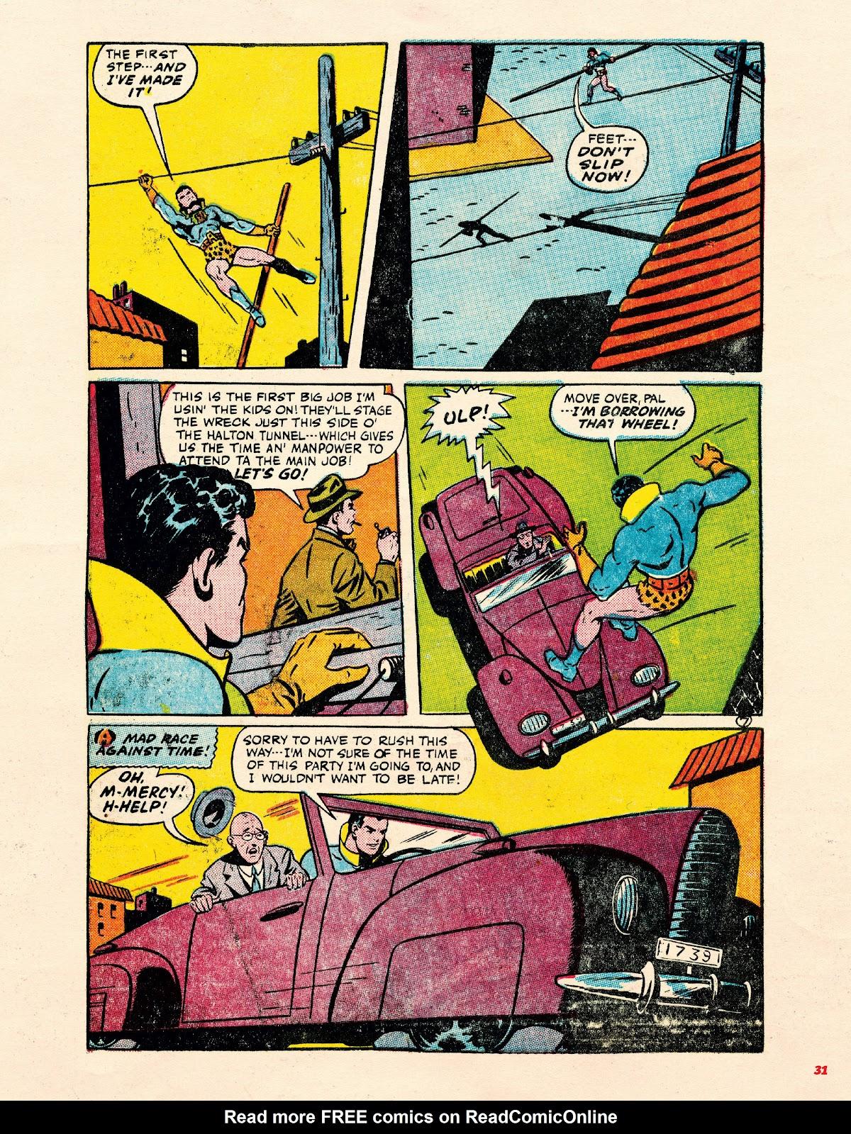 Read online Super Weird Heroes comic -  Issue # TPB 1 (Part 1) - 30