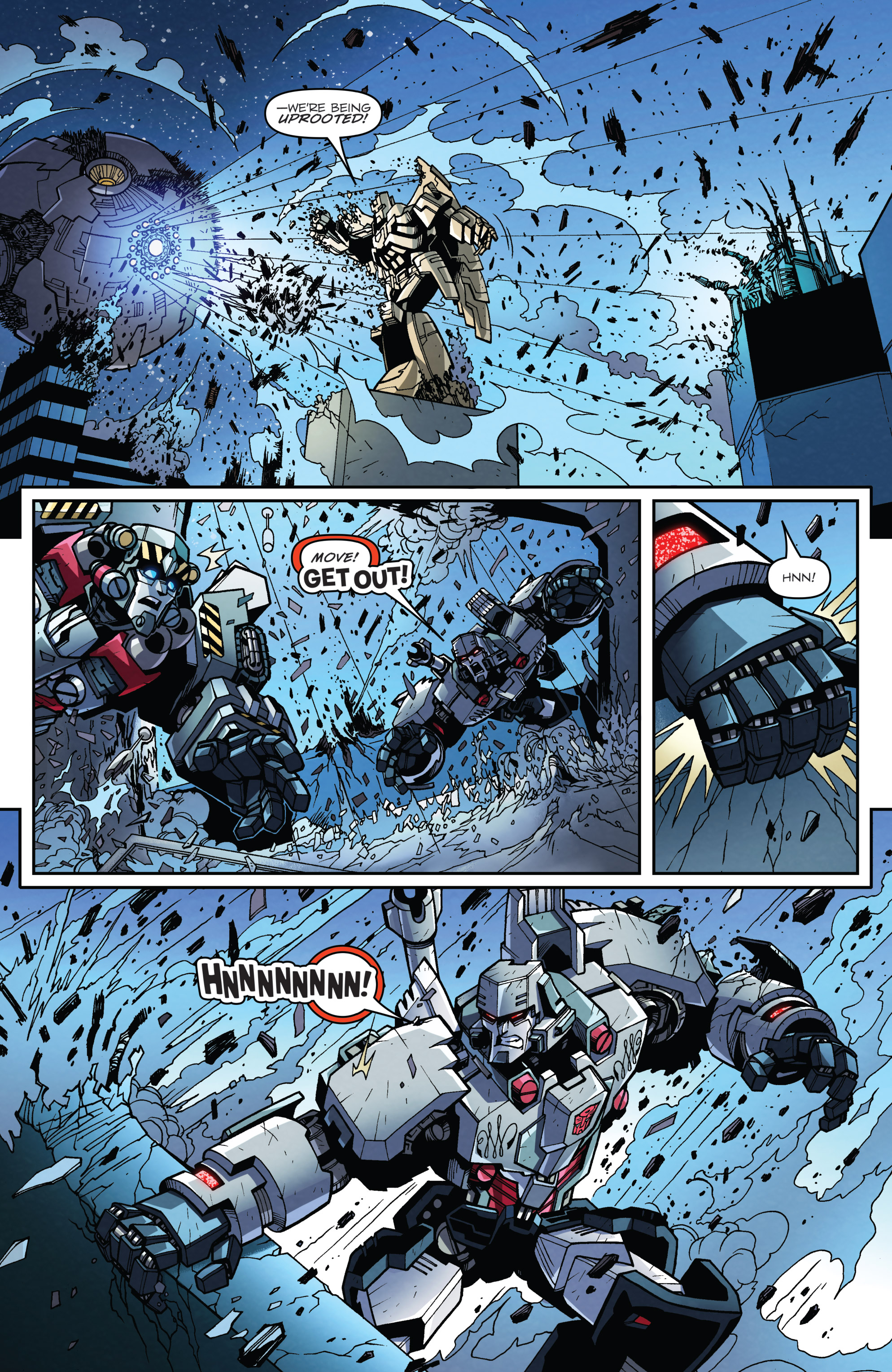 Read online Transformers: Lost Light comic -  Issue #5 - 19