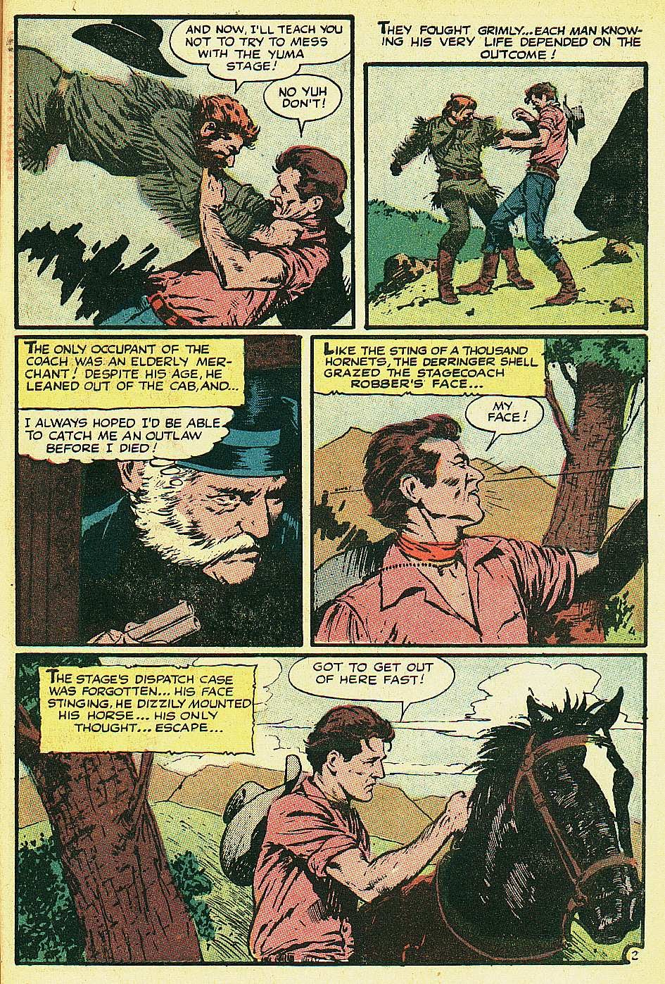 Quick-Trigger Western issue 13 - Page 10