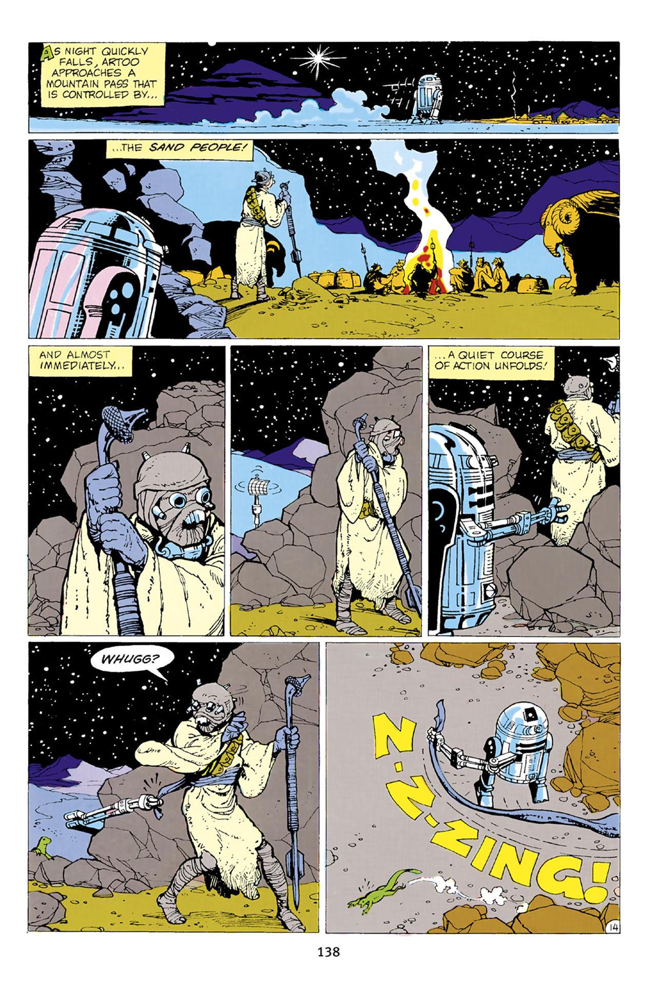Read online Star Wars Omnibus comic -  Issue # Vol. 23 - 137
