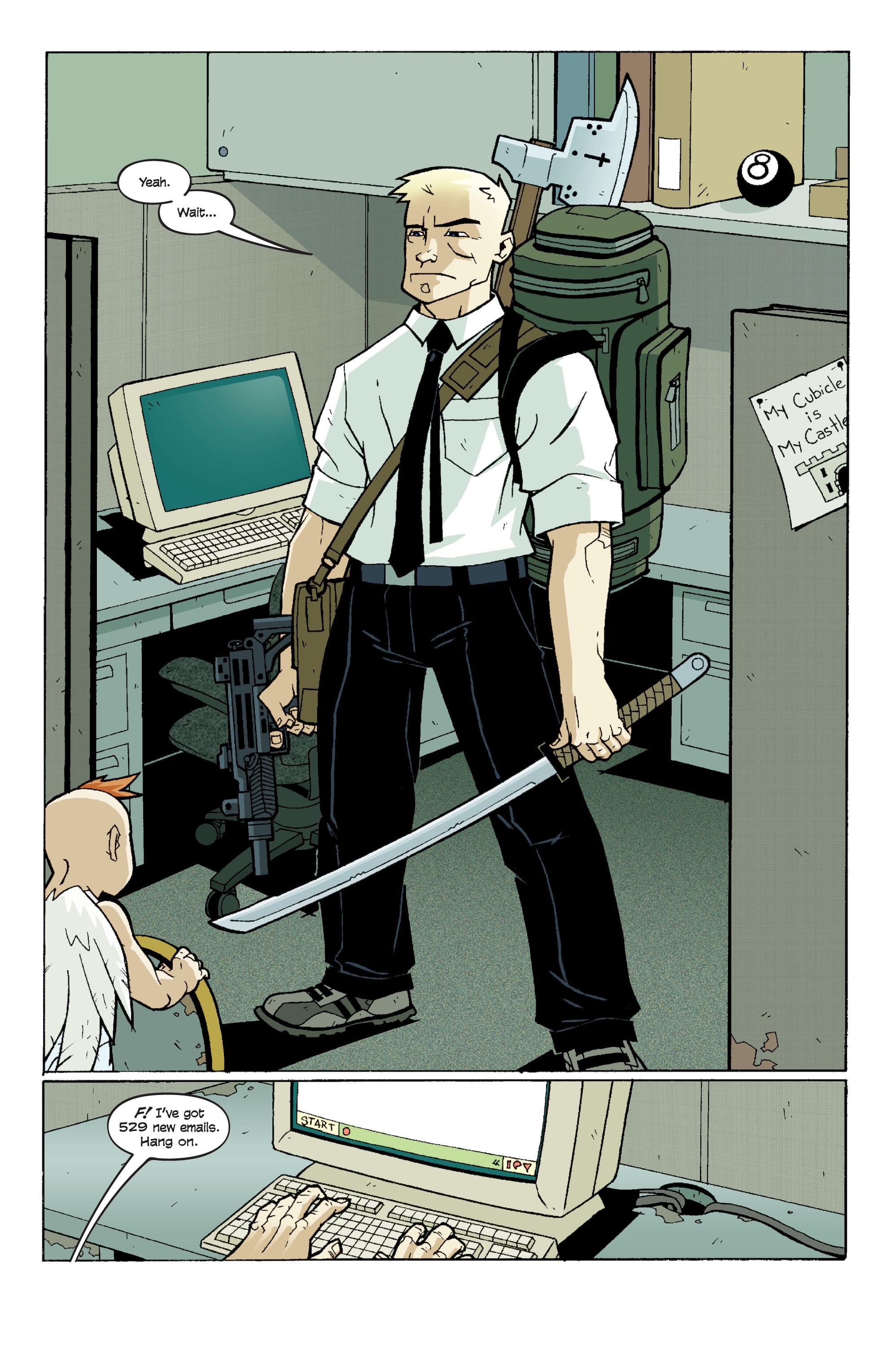 Read online Killer Of Demons comic -  Issue #3 - 8
