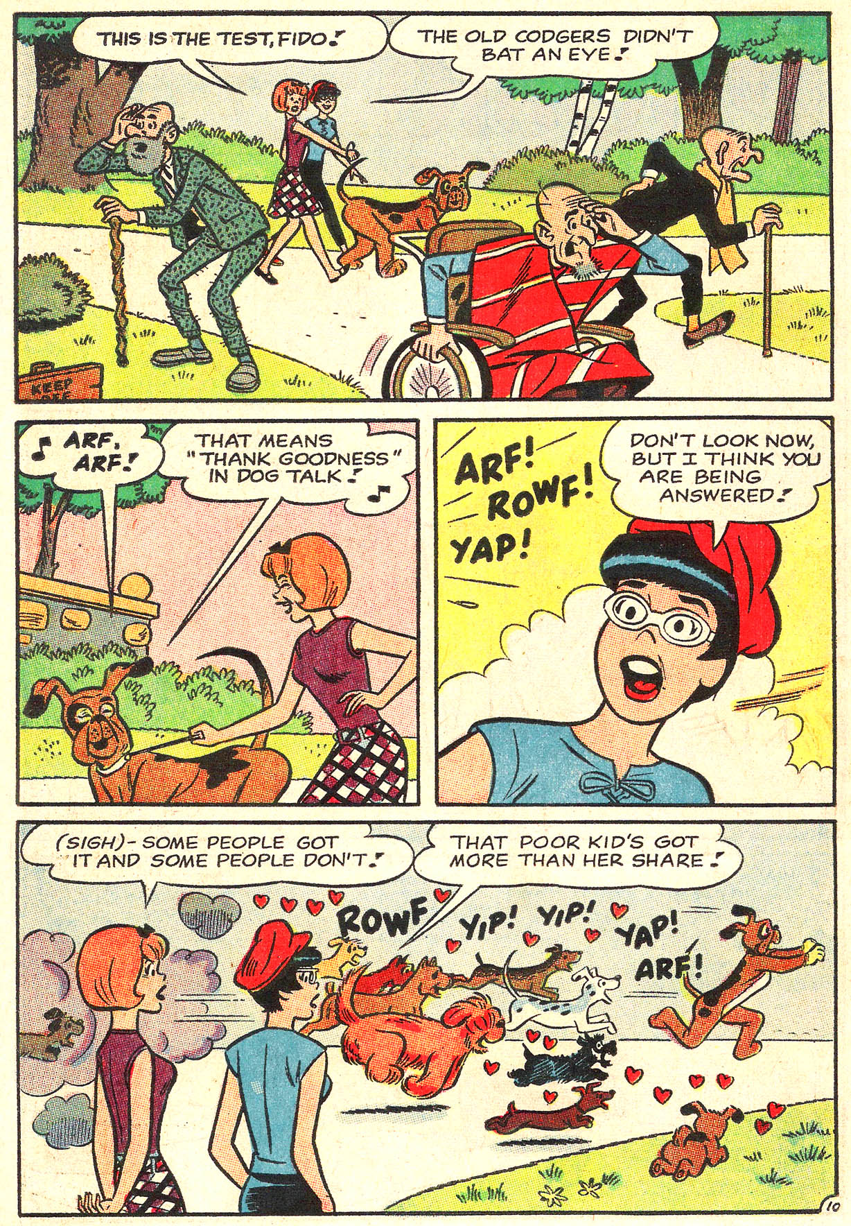 Read online She's Josie comic -  Issue #23 - 14