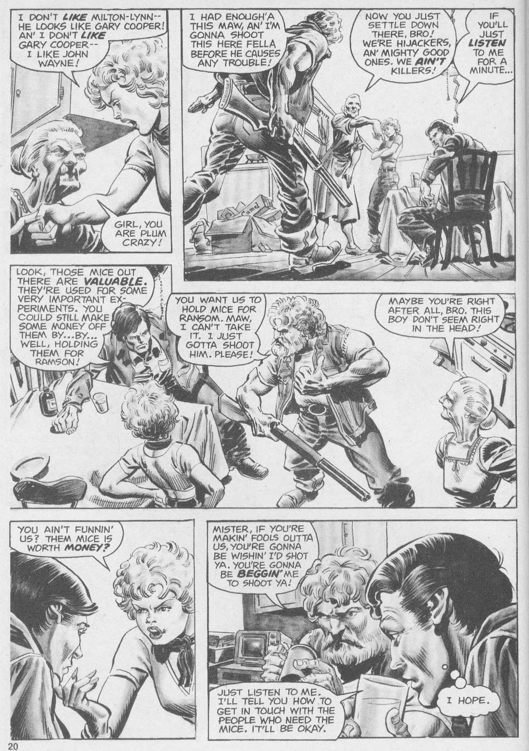 Hulk (1978) issue 27 - Page 20