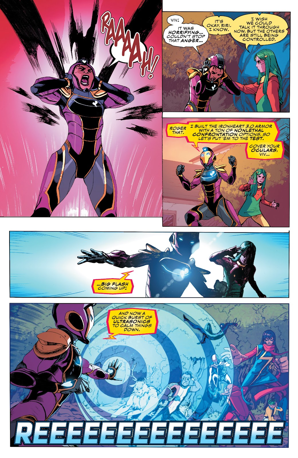 Read online Champions (2019) comic -  Issue #10 - 9