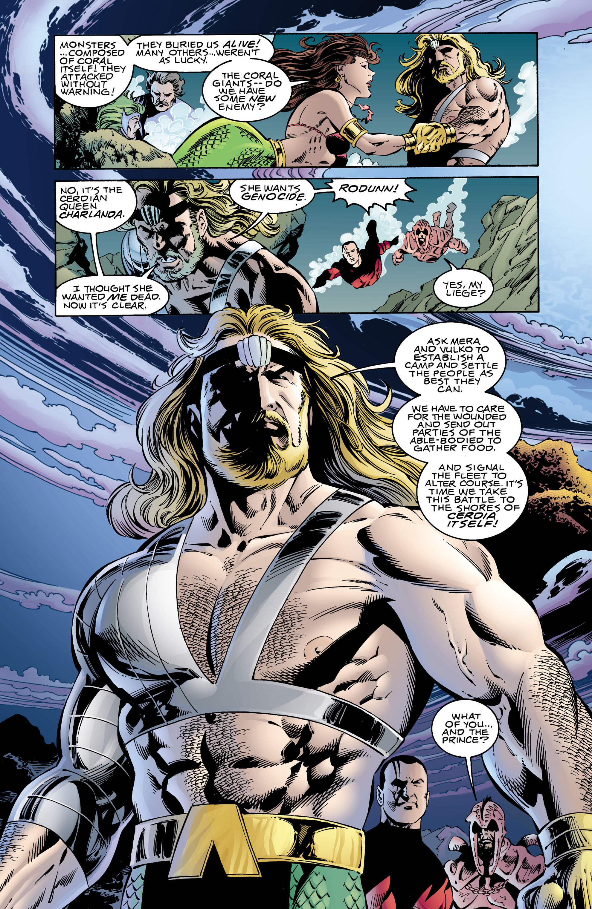 Read online Aquaman (1994) comic -  Issue #65 - 15