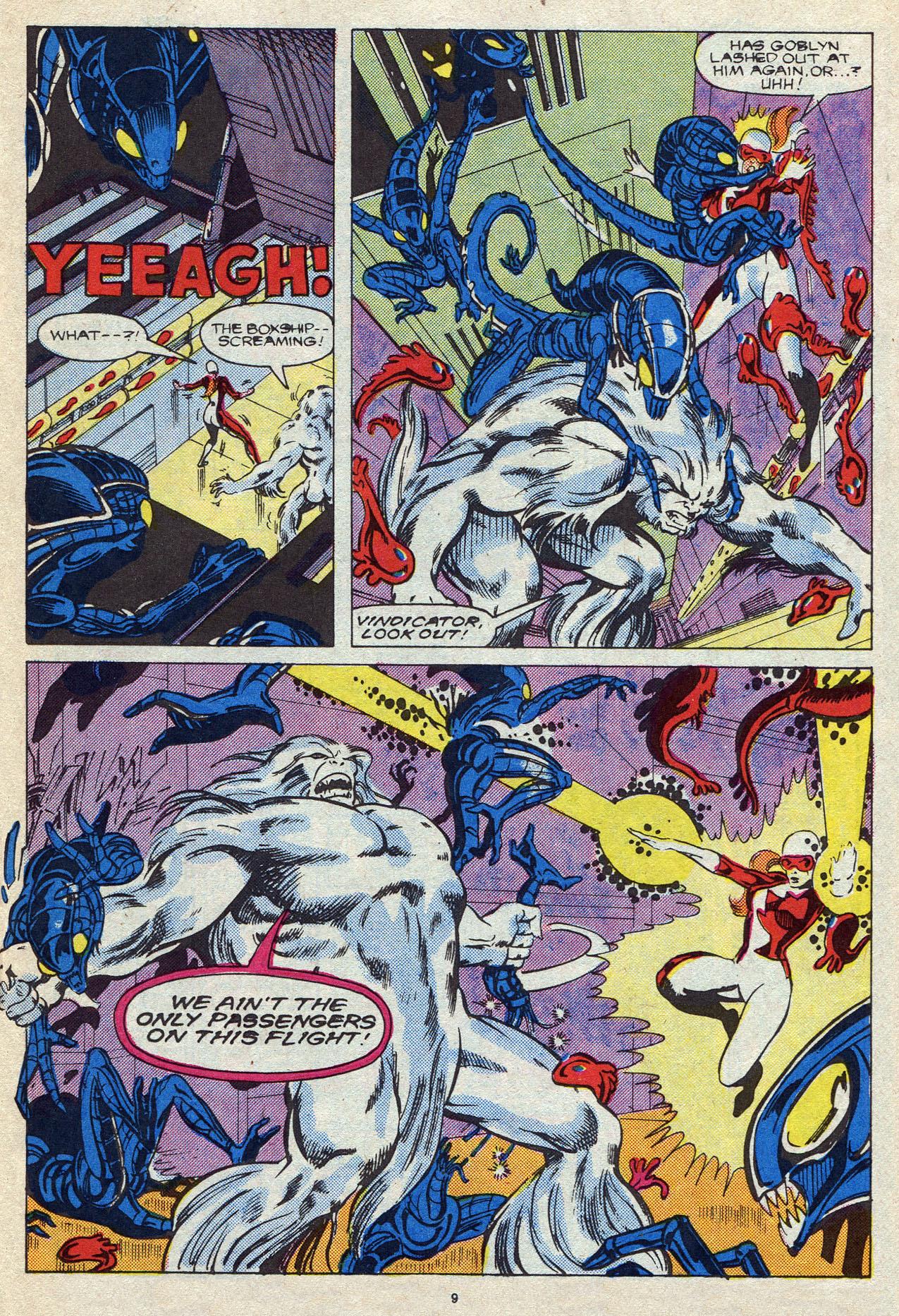 Read online Alpha Flight (1983) comic -  Issue #56 - 13