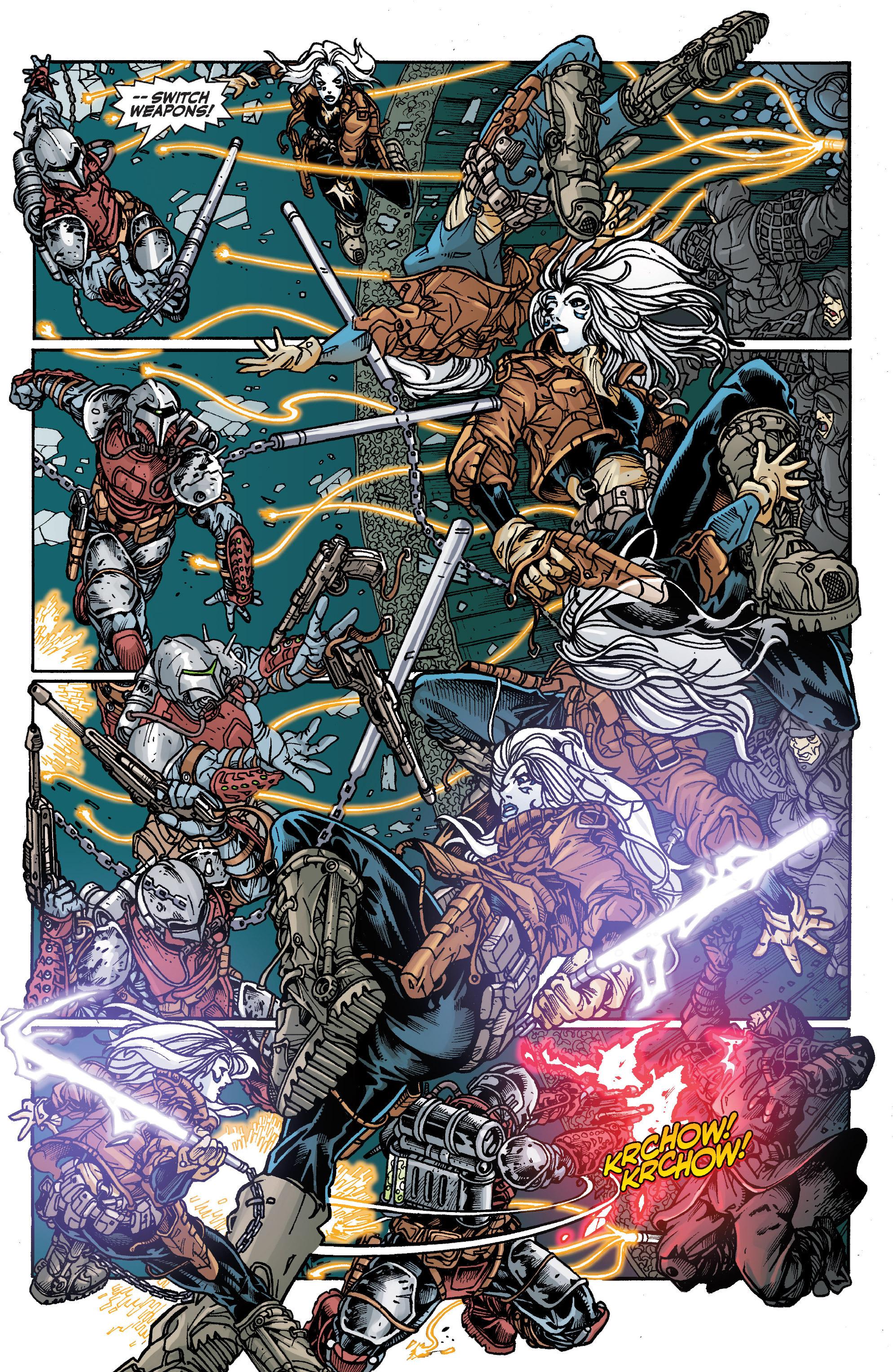Read online Star Wars Omnibus comic -  Issue # Vol. 32 - 413