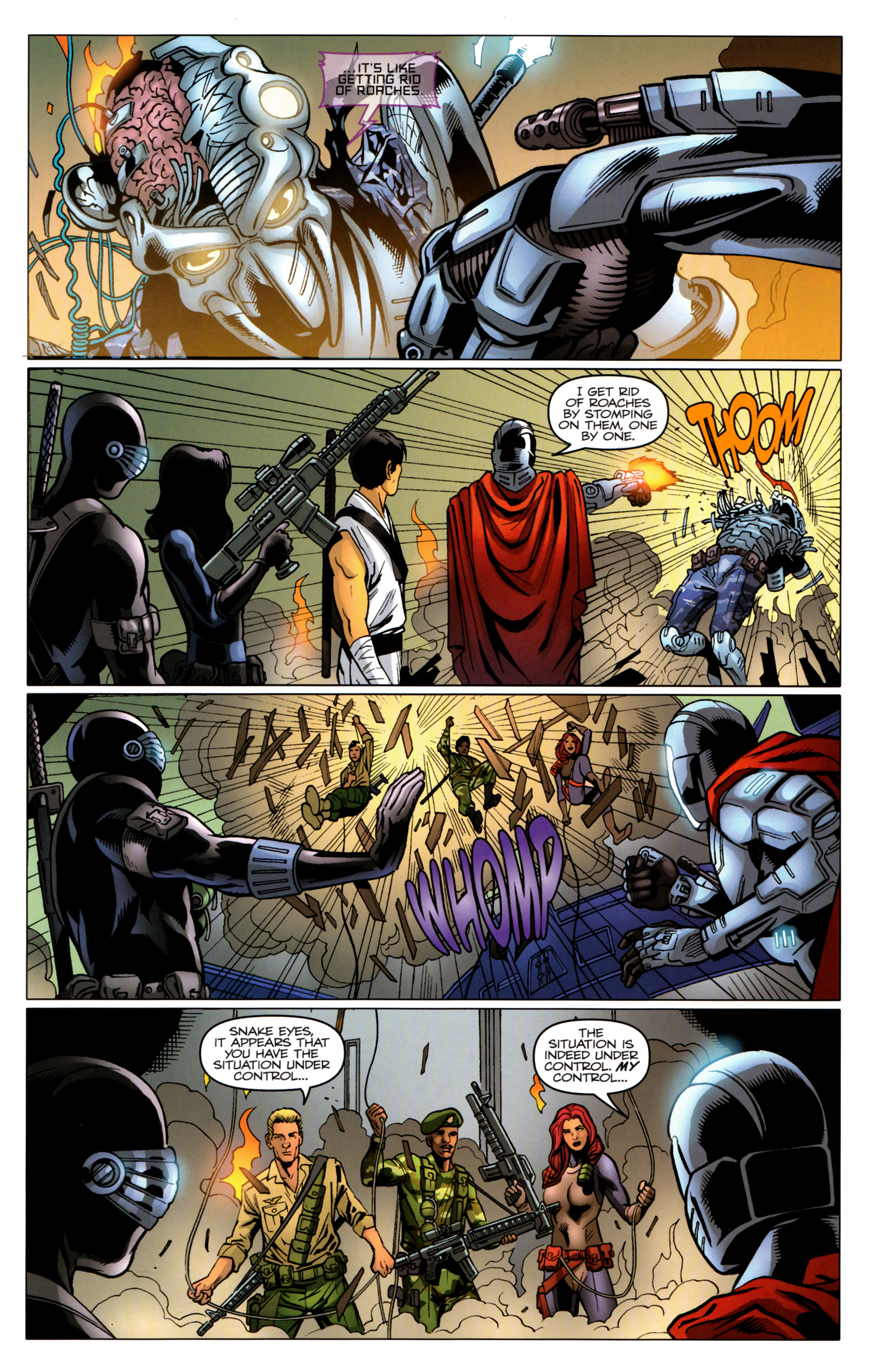 G.I. Joe: A Real American Hero 179 Page 23