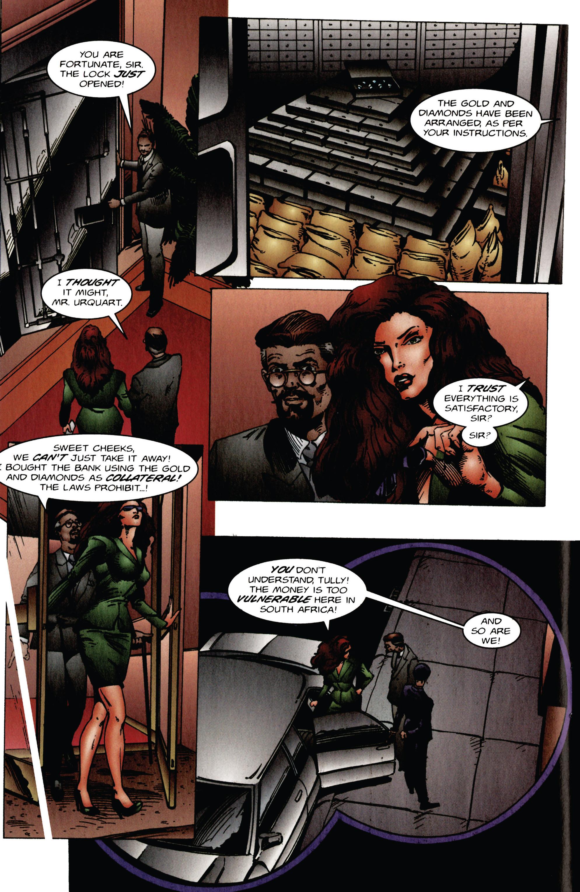 Read online Eternal Warrior (1992) comic -  Issue #46 - 13