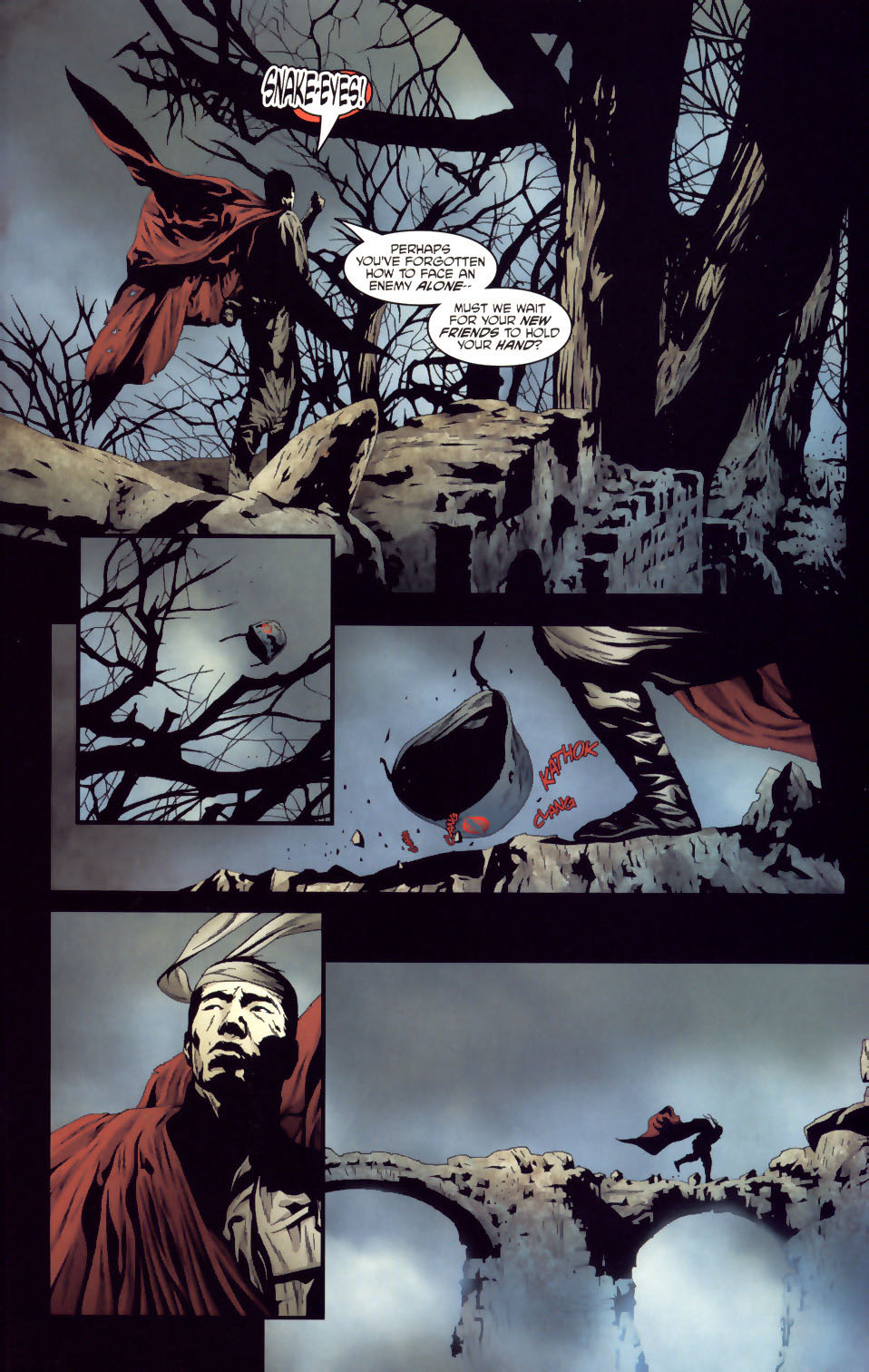Read online Transformers/G.I. Joe comic -  Issue #2 - 13