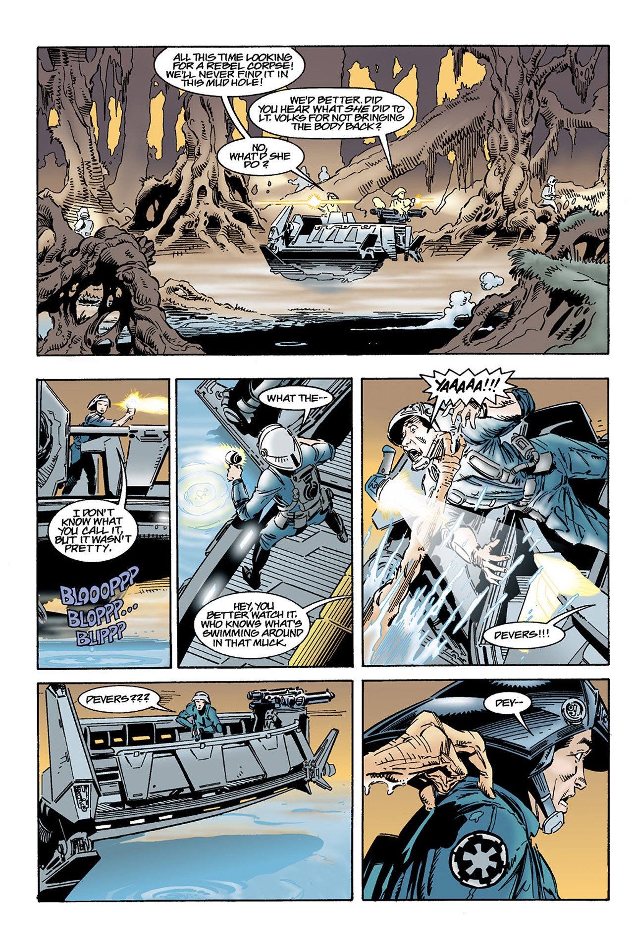 Read online Star Wars Omnibus comic -  Issue # Vol. 2 - 197