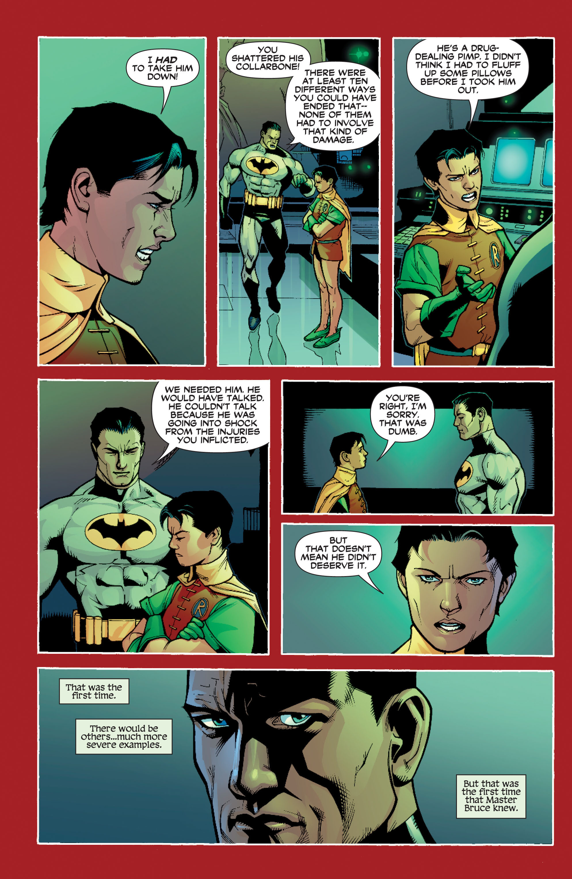 Read online Batman: Under The Red Hood comic -  Issue # Full - 194