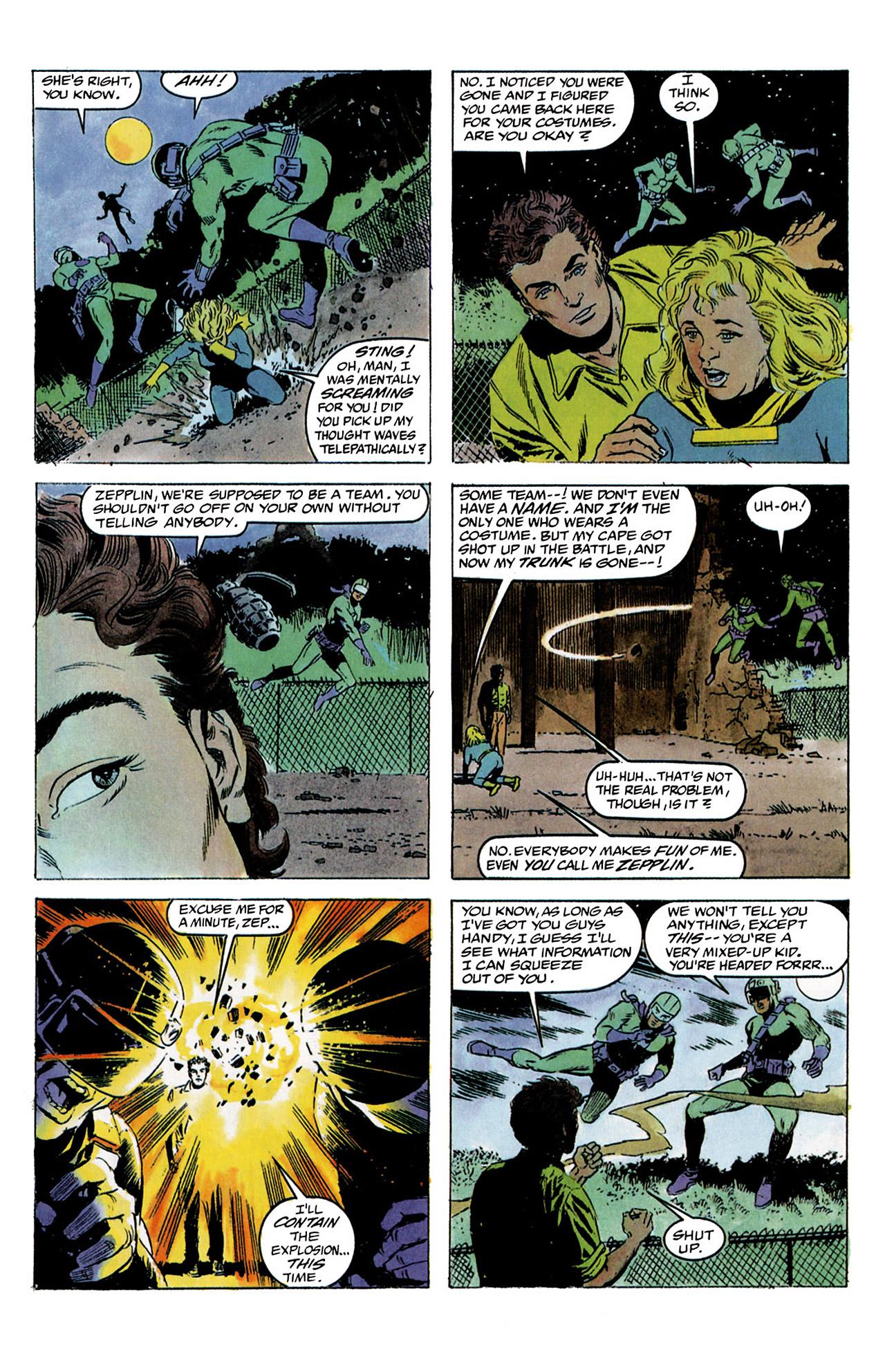 Read online Harbinger (1992) comic -  Issue #2 - 12