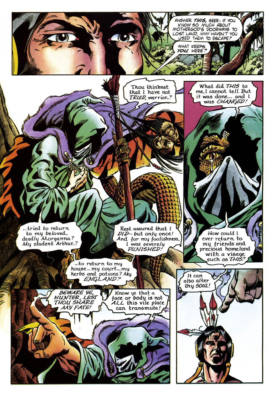 Read online Turok, Dinosaur Hunter (1993) comic -  Issue #36 - 21