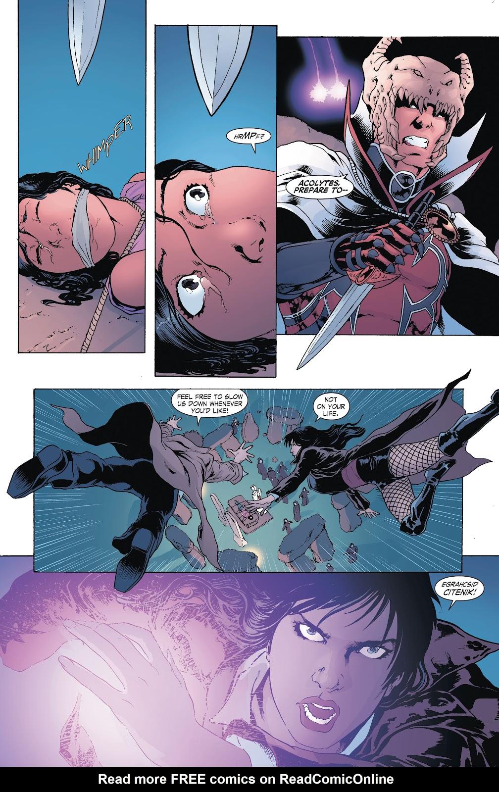 Read online Smallville Season 11 [II] comic -  Issue # TPB 8 - 32