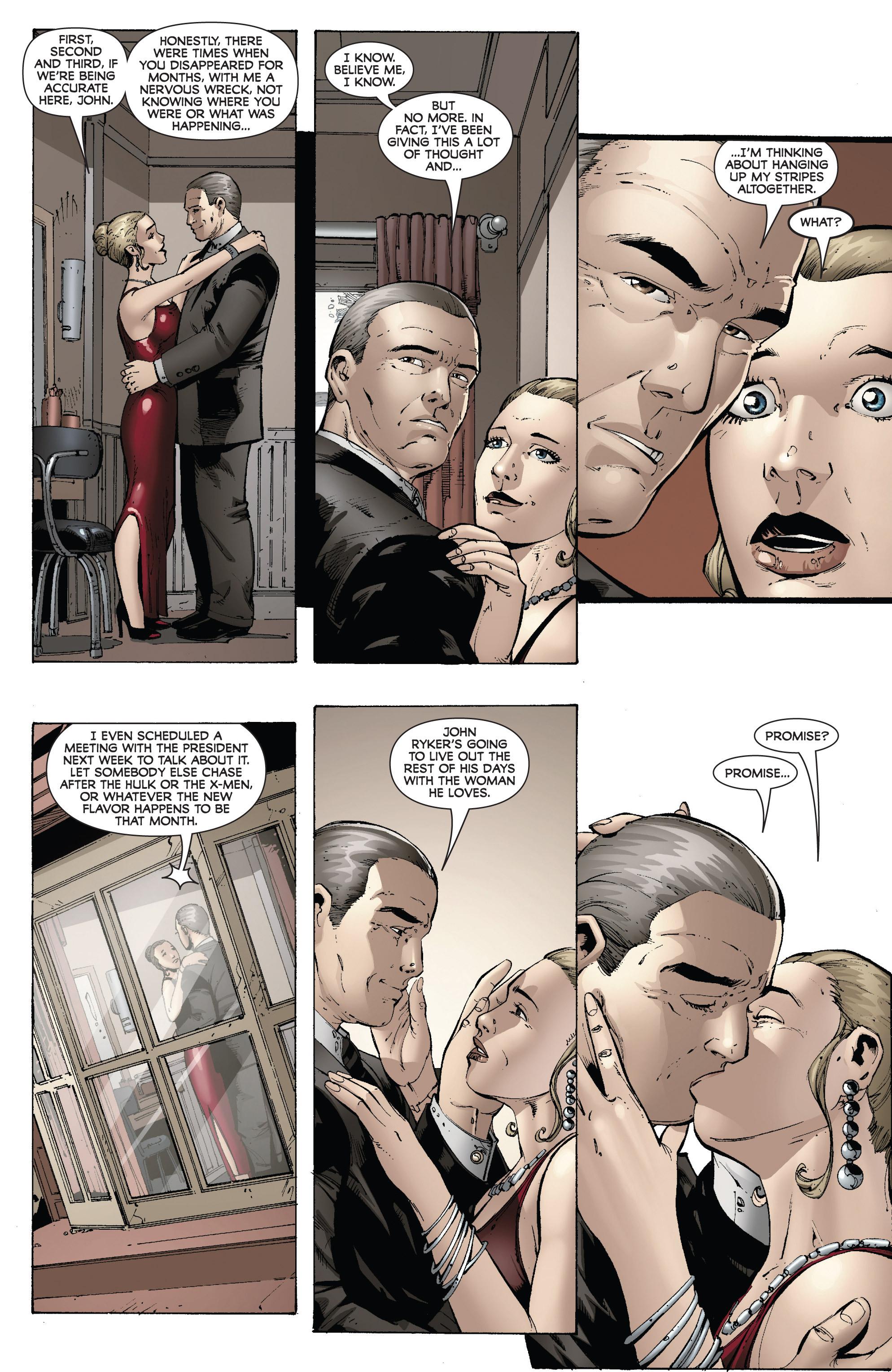 Read online World War Hulk: Gamma Corps comic -  Issue #3 - 12