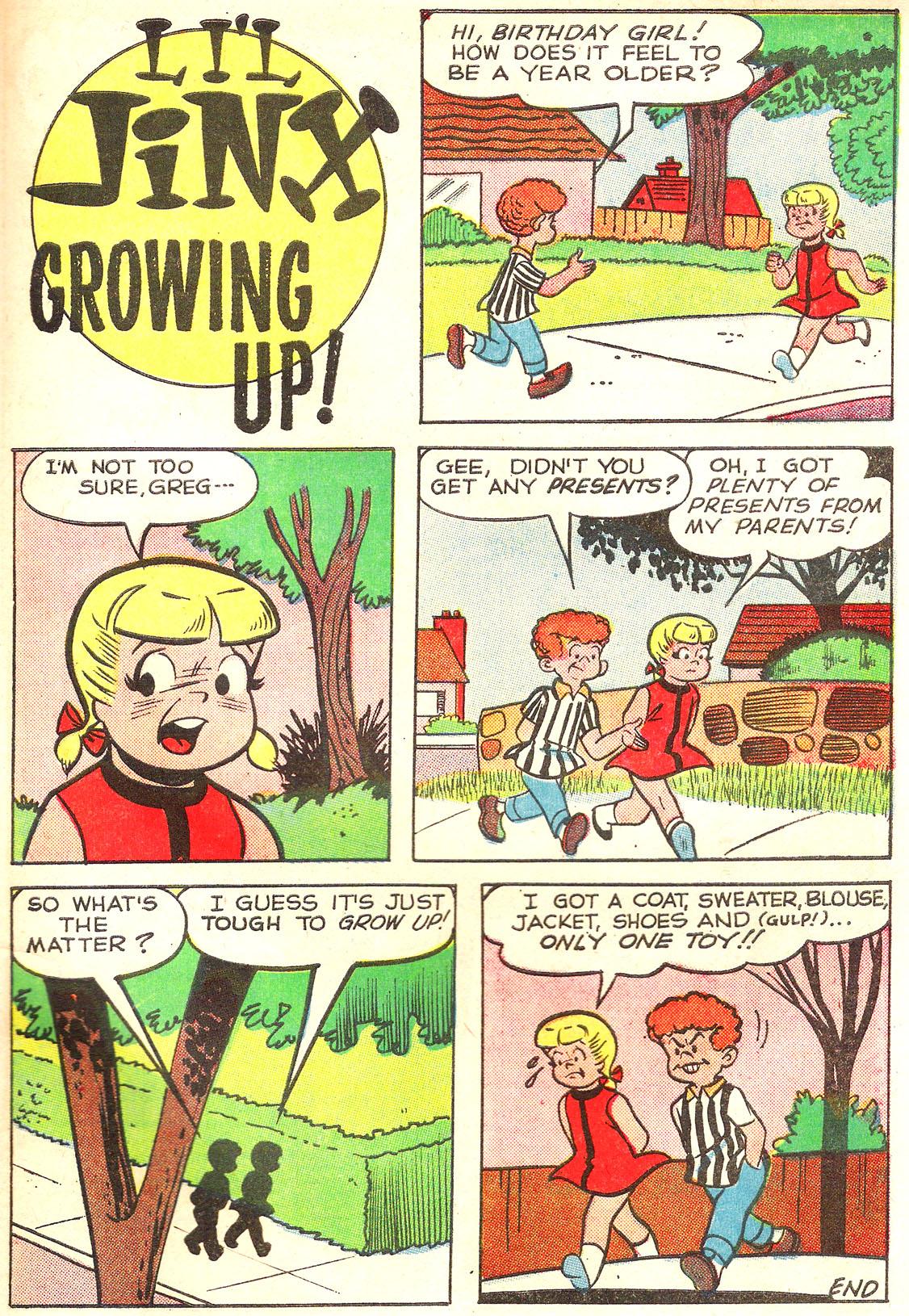 Read online She's Josie comic -  Issue #21 - 27