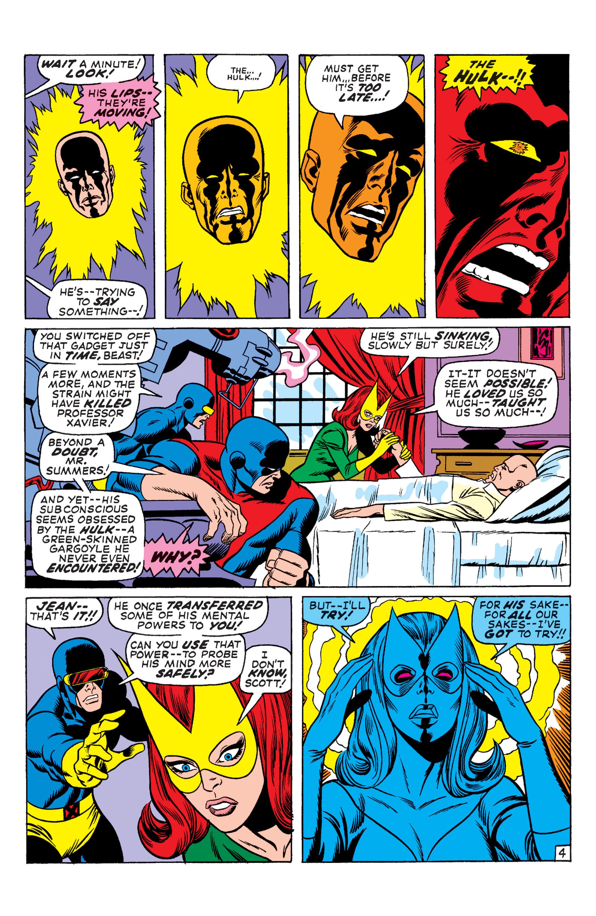 Uncanny X-Men (1963) 66 Page 4