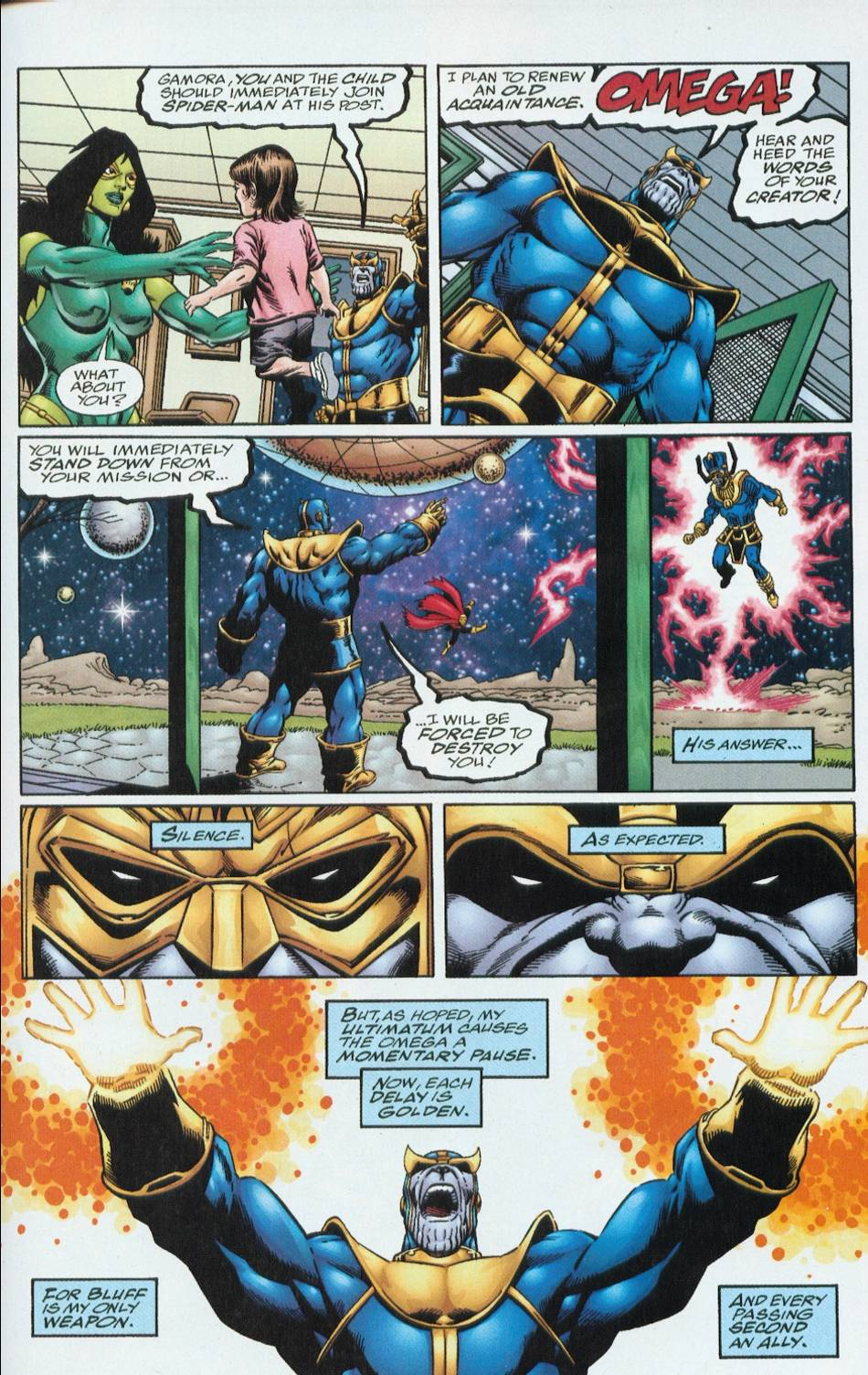 Read online Infinity Abyss comic -  Issue #6 - 25