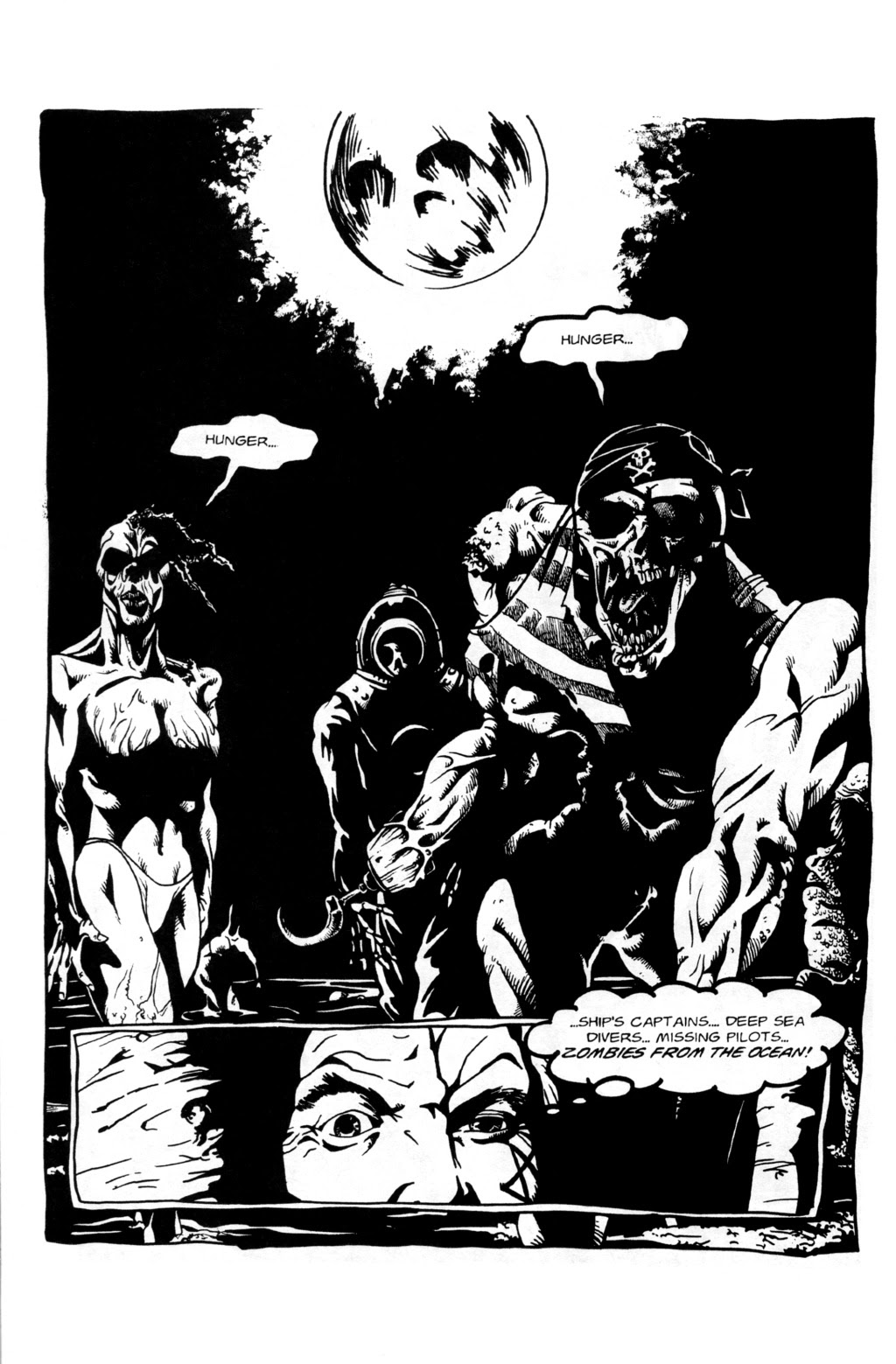 Read online Night of the Living Dead (1994) comic -  Issue #0 - 10
