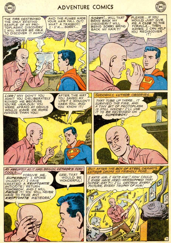 Read online Adventure Comics (1938) comic -  Issue #271 - 9