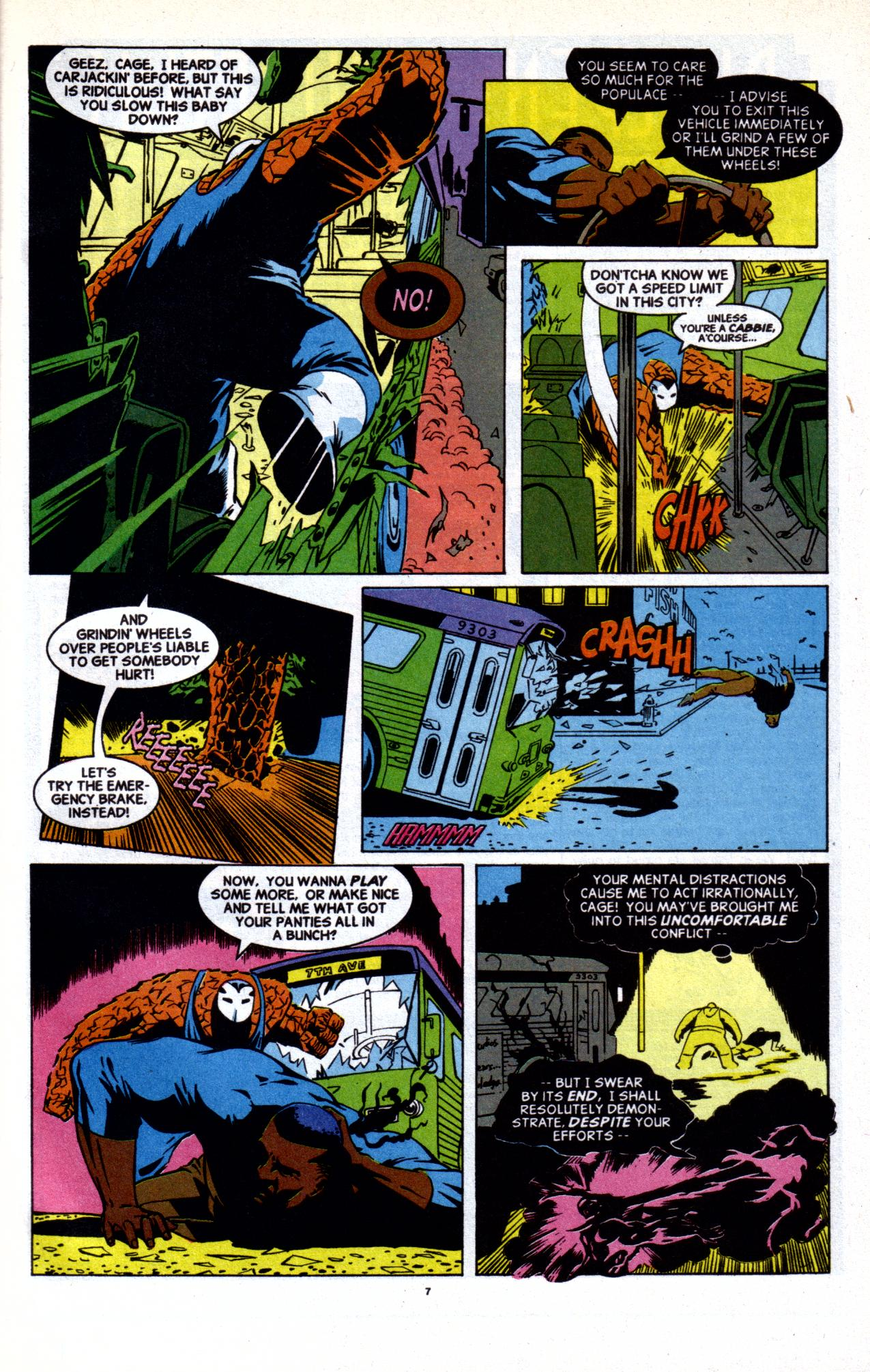 Cage (1992) issue 20 - Page 6